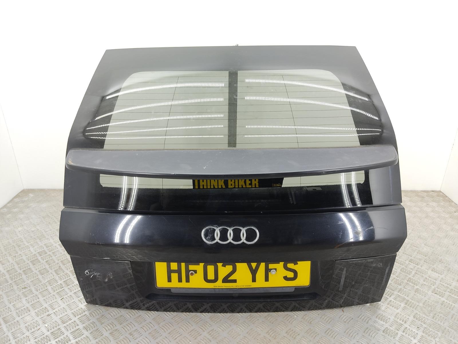 Крышка багажника Audi A2 8Z 1.4 I 2002 (б/у)