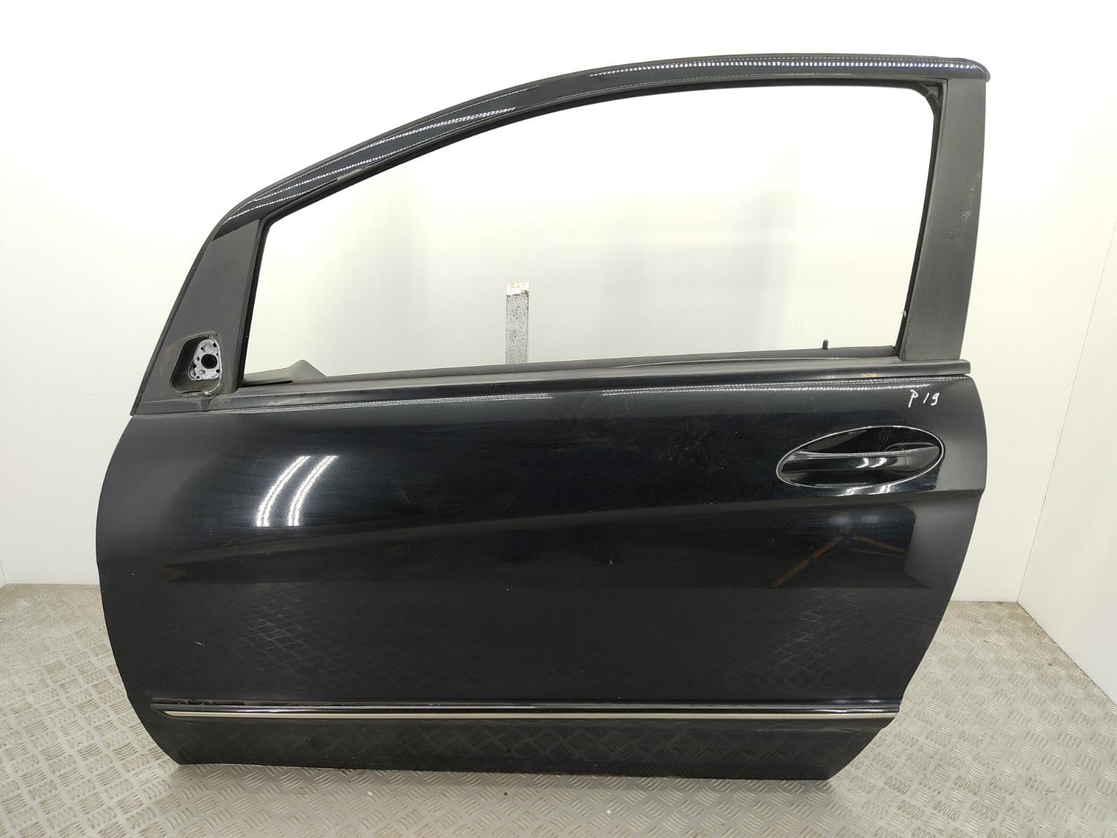 Дверь передняя левая Mercedes A W169 1.5 I 2005 (б/у)