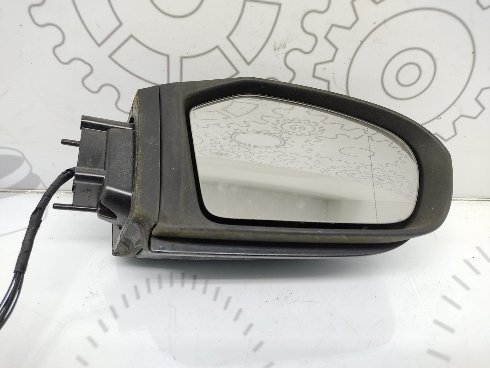 Зеркало наружное правое Mercedes A W169 1.5 I 2005 (б/у)