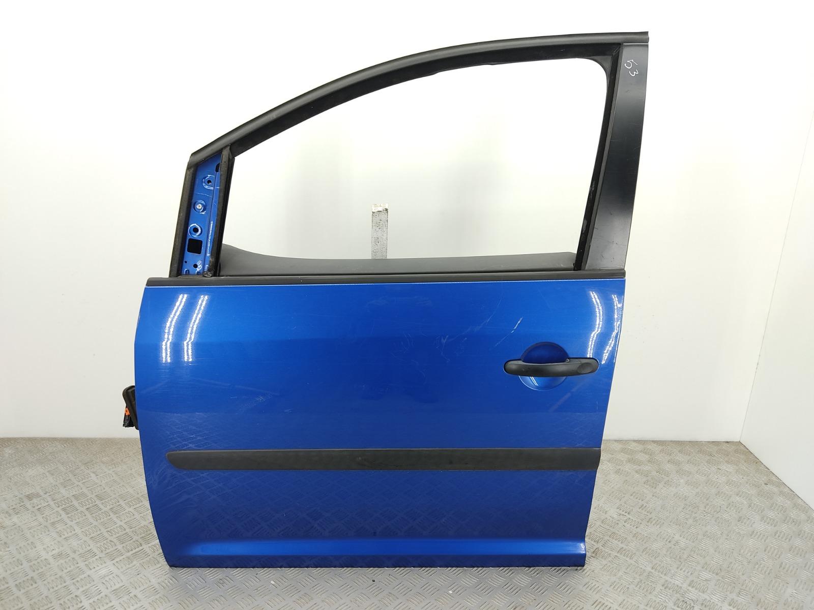 Дверь передняя левая Volkswagen Touran 1 1.6 I 2004 (б/у)