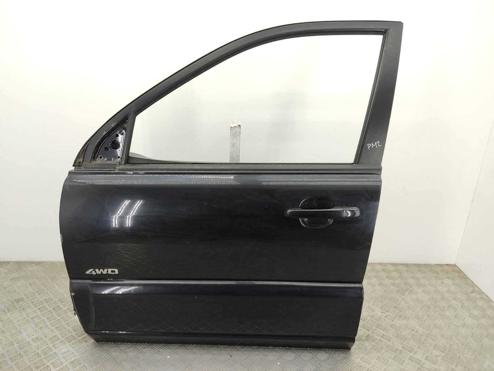 Дверь передняя левая Kia Sportage 2.0 CRDI 2008 (б/у)