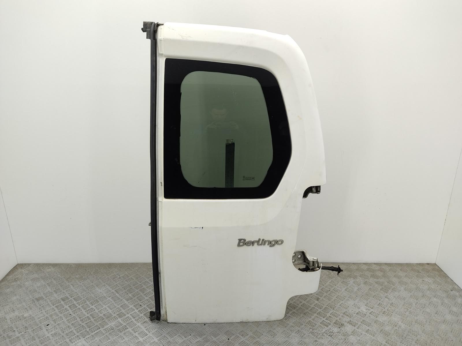Дверь задняя распашная правая Citroen Berlingo 1.6 HDI 2011 (б/у)