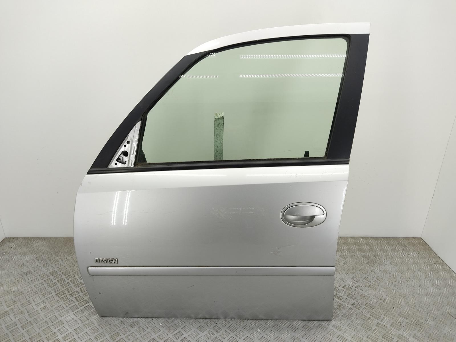 Дверь передняя левая Opel Meriva 1.6 I 2008 (б/у)