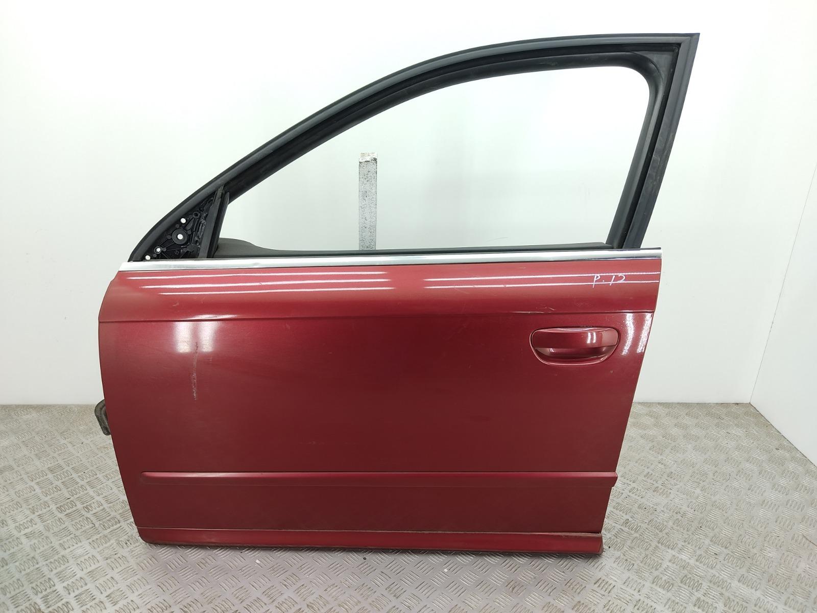 Дверь передняя левая Audi A4 B7 3.0 TDI 2006 (б/у)