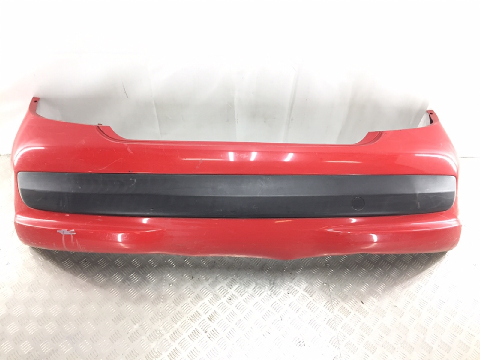 Бампер задний Peugeot 207 1.4 I 2009 (б/у)