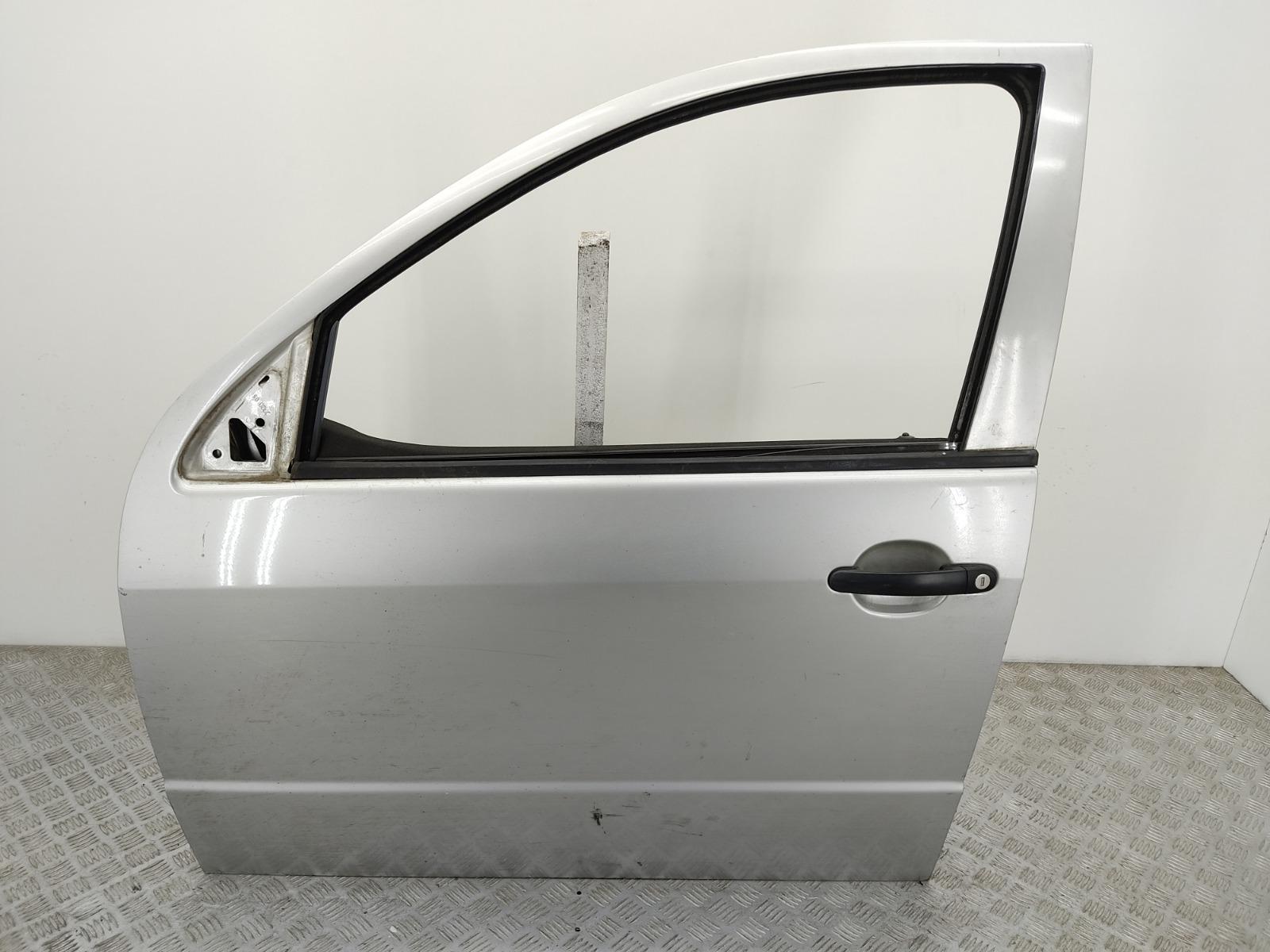 Дверь передняя левая Skoda Fabia 1 1.4 TDI 2005 (б/у)