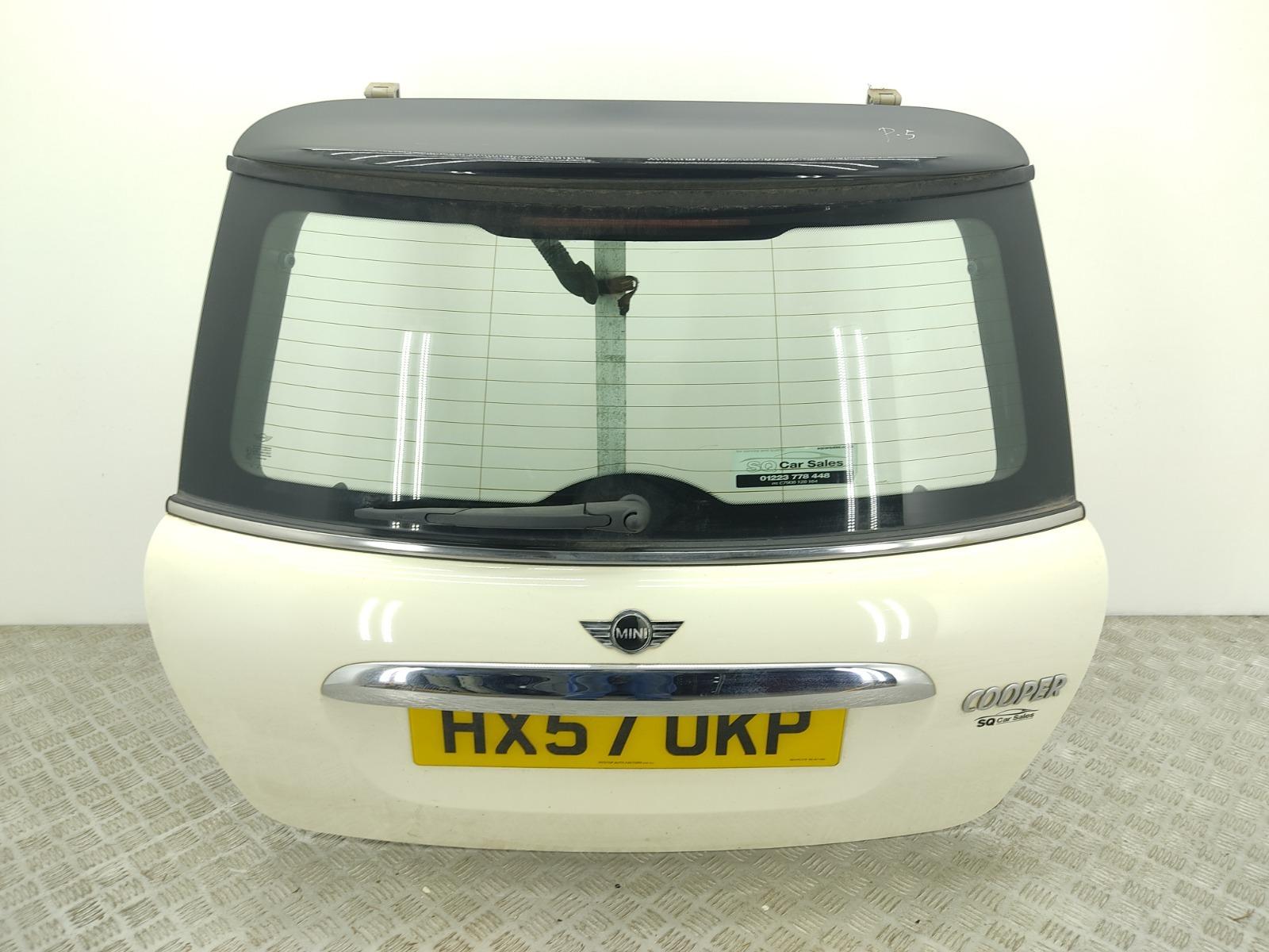 Крышка багажника Mini Cooper R56 1.6 I 2007 (б/у)