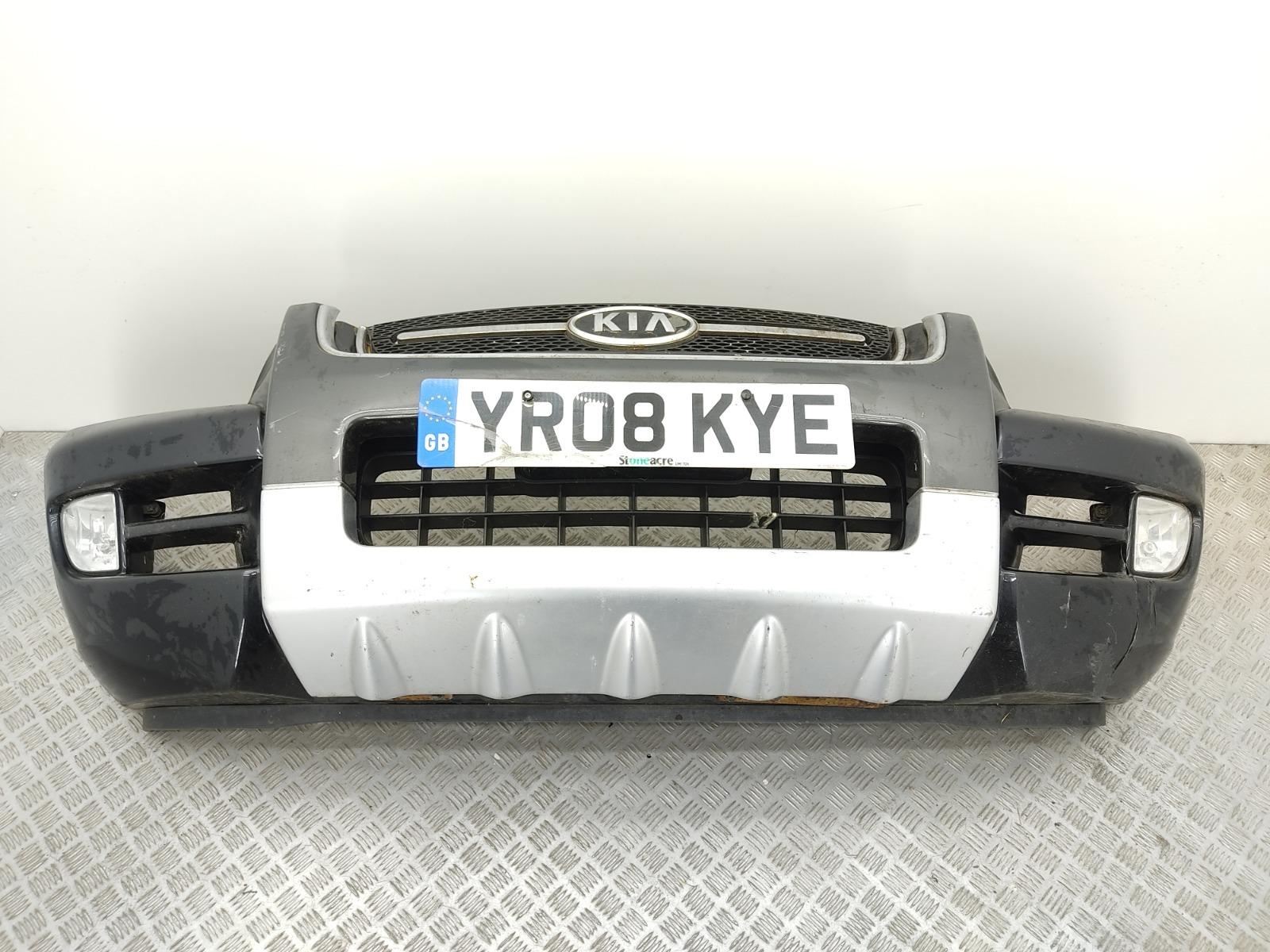 Бампер передний Kia Sportage 2.0 CRDI 2008 (б/у)