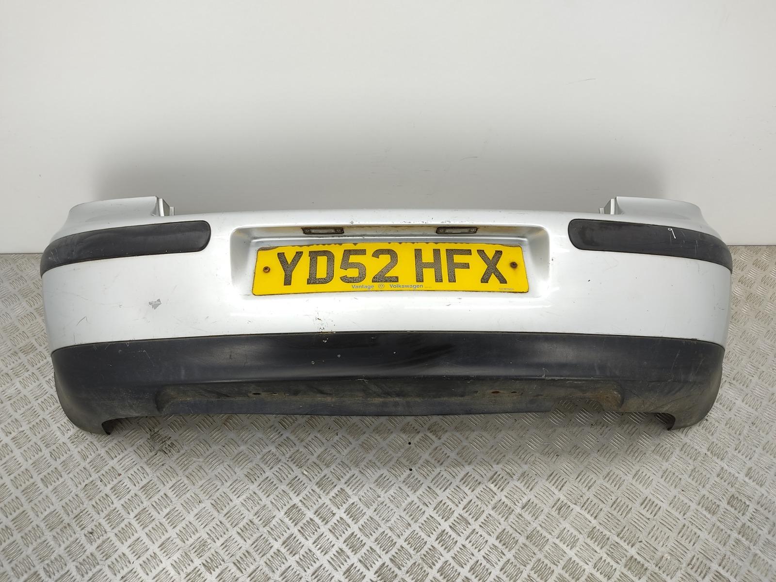 Бампер задний Volkswagen Golf 4 1.4 I 2002 (б/у)