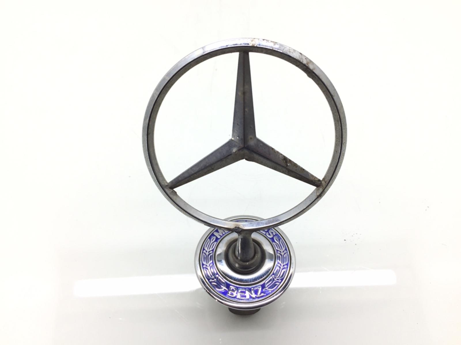 Эмблема Mercedes S W220 3.2 CDI 2005 (б/у)