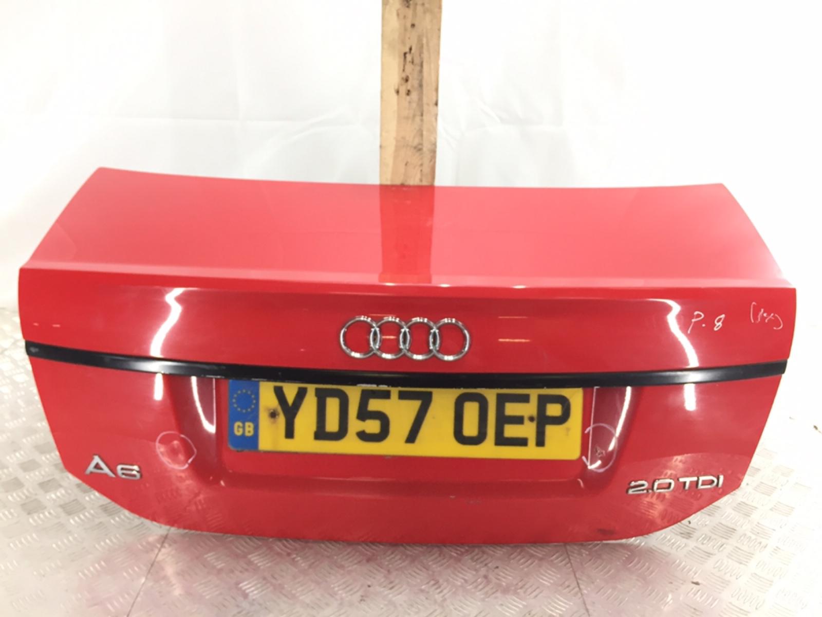 Крышка багажника Audi A6 C6 2.0 TDI 2008 (б/у)
