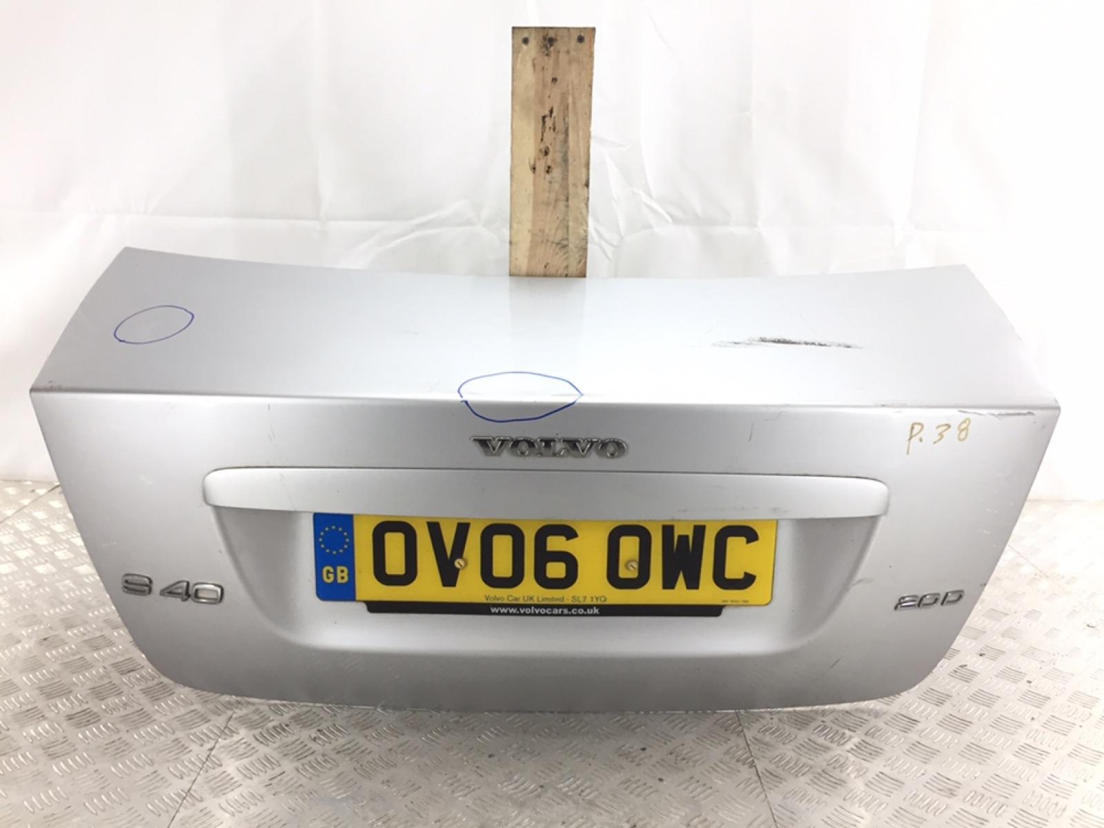Крышка багажника Volvo S40 2.0 TD 2006 (б/у)