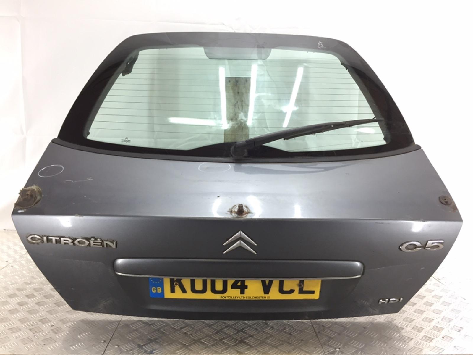 Крышка багажника Citroen C5 2.0 HDI 2004 (б/у)