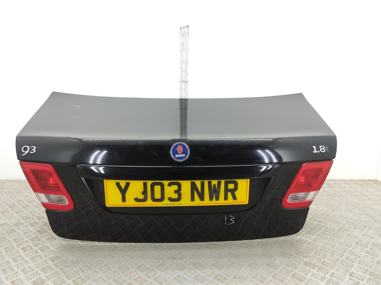 Крышка багажника Saab 9-3 2.0 TI 2003 (б/у)