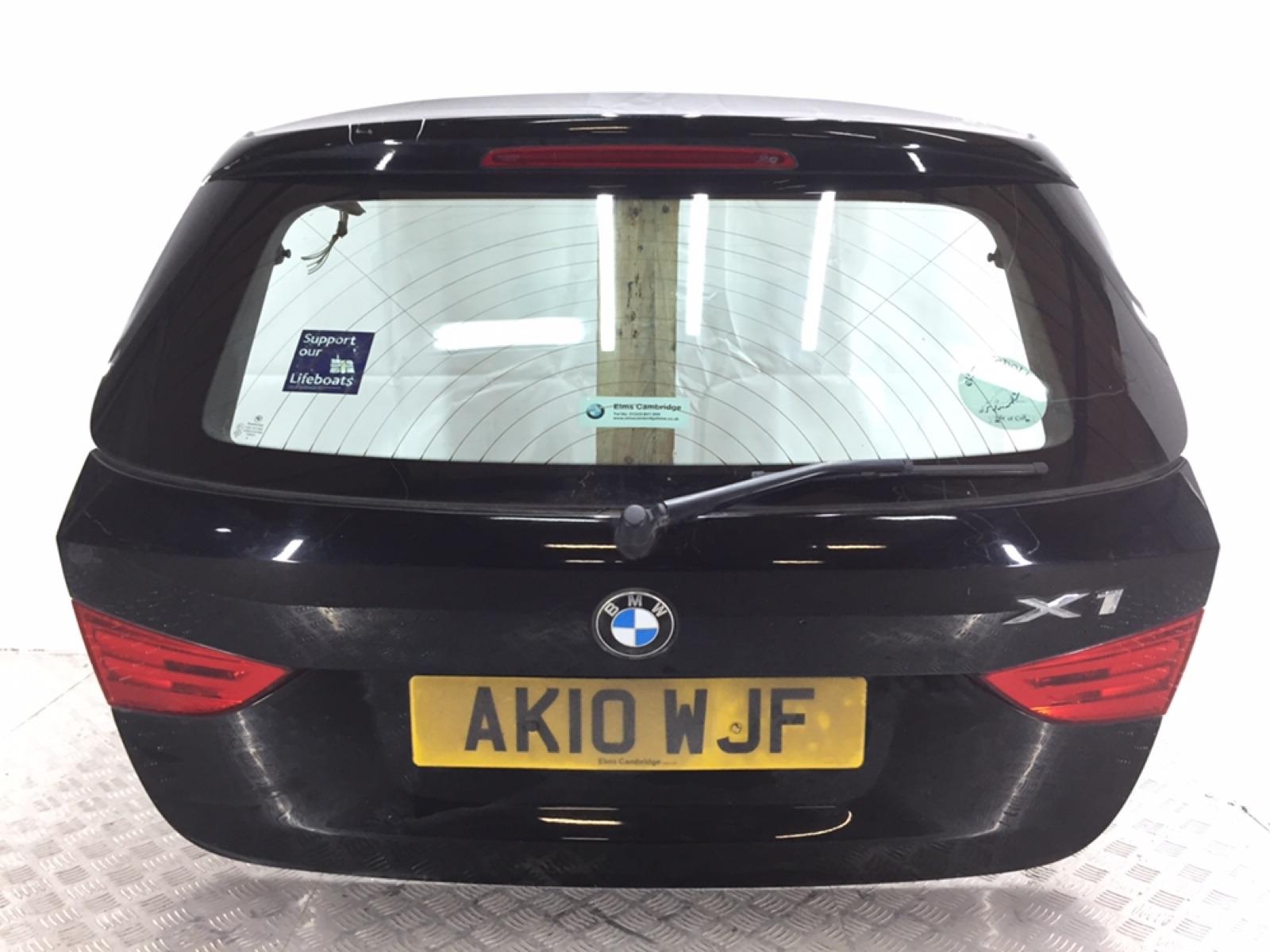 Крышка багажника Bmw X1 E84 2.0 TD 2010 (б/у)