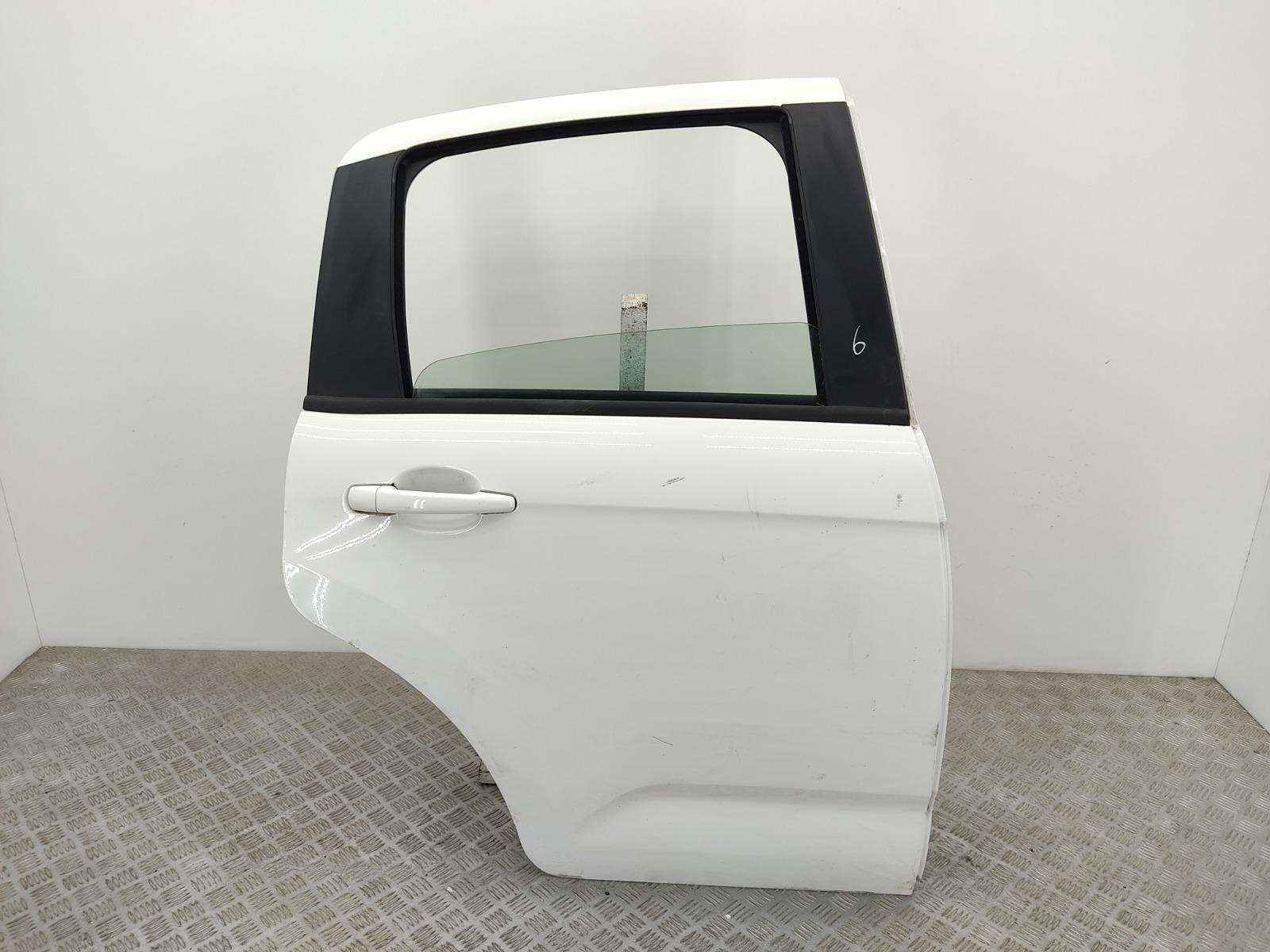 Дверь задняя правая Citroen C3 1.4 I 2012 (б/у)