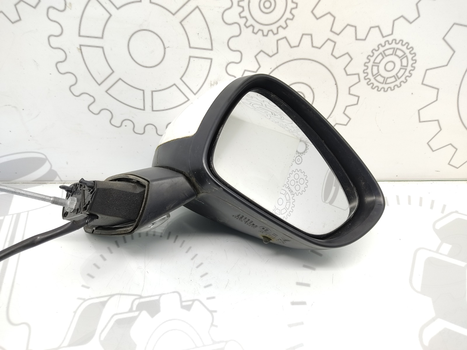 Зеркало наружное правое Citroen C3 1.4 I 2012 (б/у)