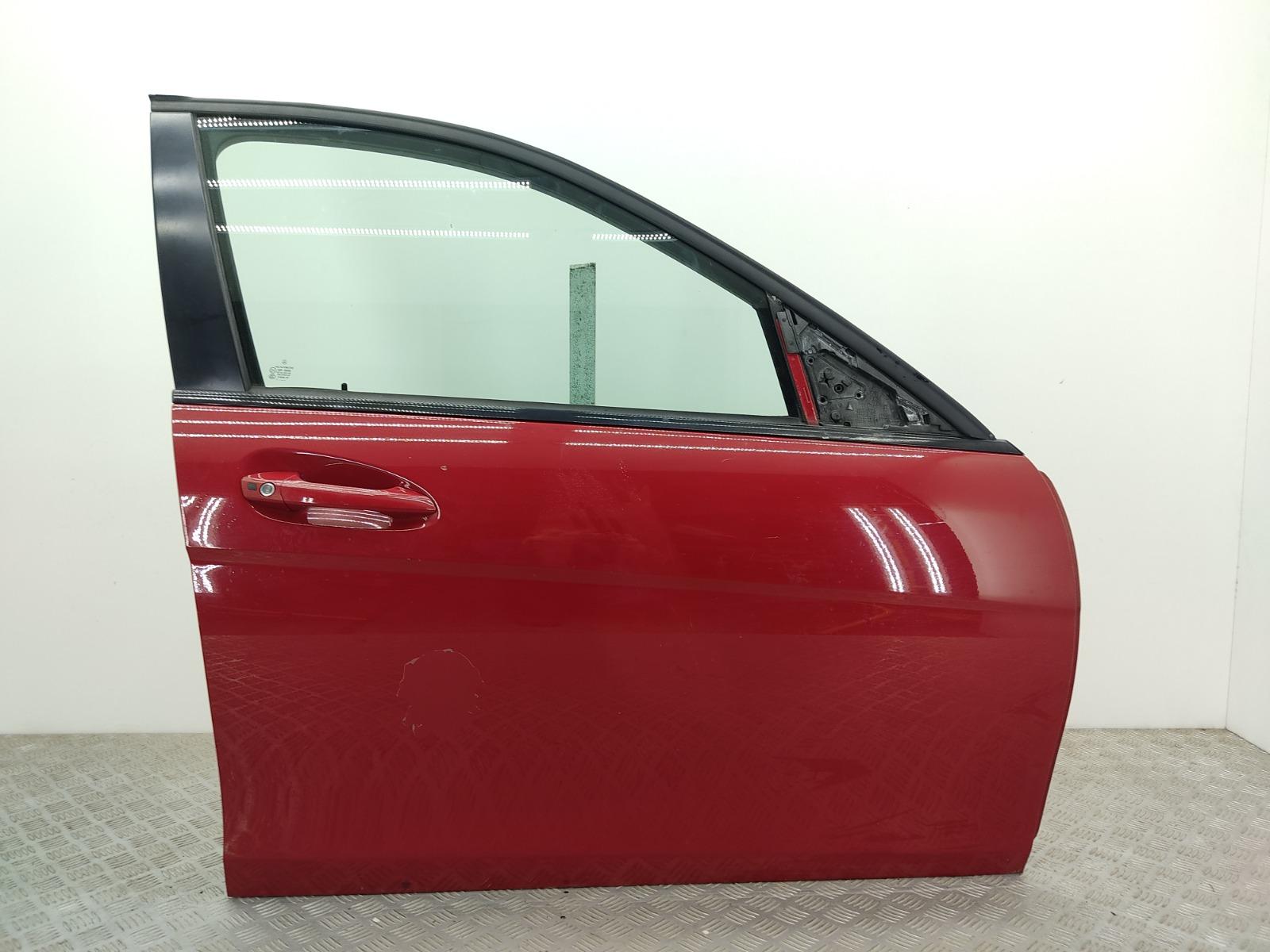 Дверь передняя правая Mercedes C W204 2.2 CDI 2012 (б/у)