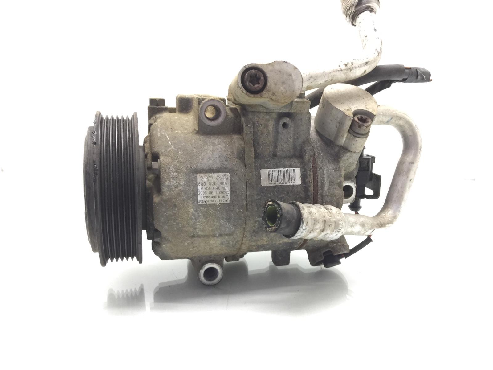 Компрессор кондиционера Seat Ibiza 3 1.4 I 2006 (б/у)