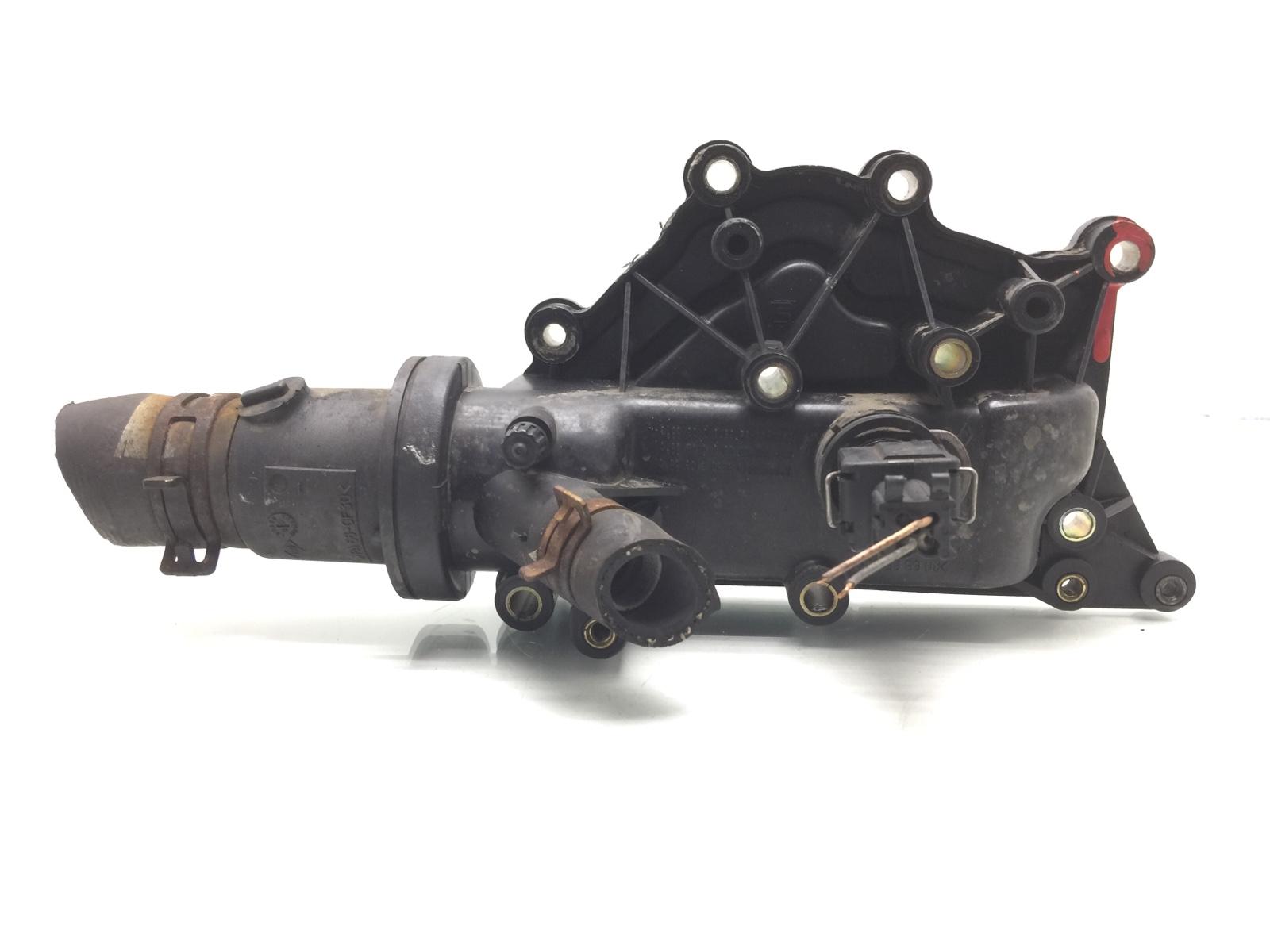 Корпус термостата Renault Megane 1.6 I 2005 (б/у)