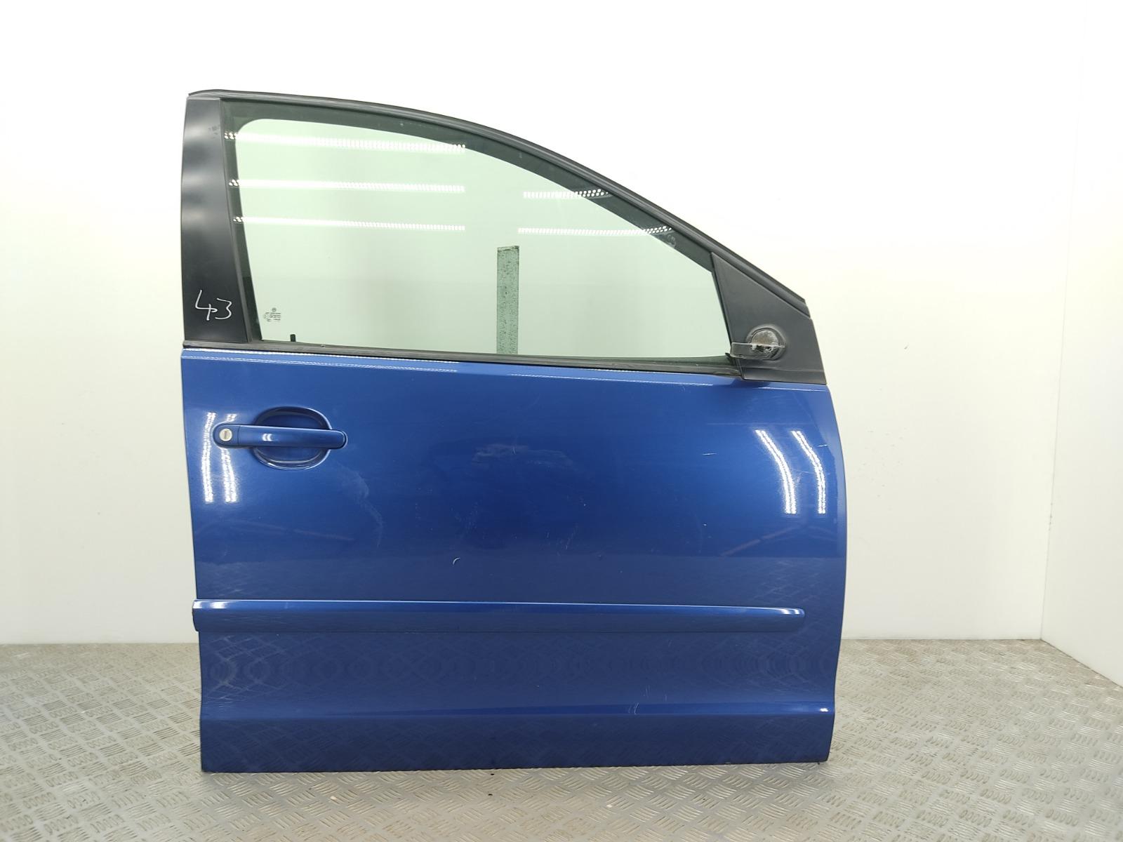 Дверь передняя правая Volkswagen Polo 1.2 I 2007 (б/у)