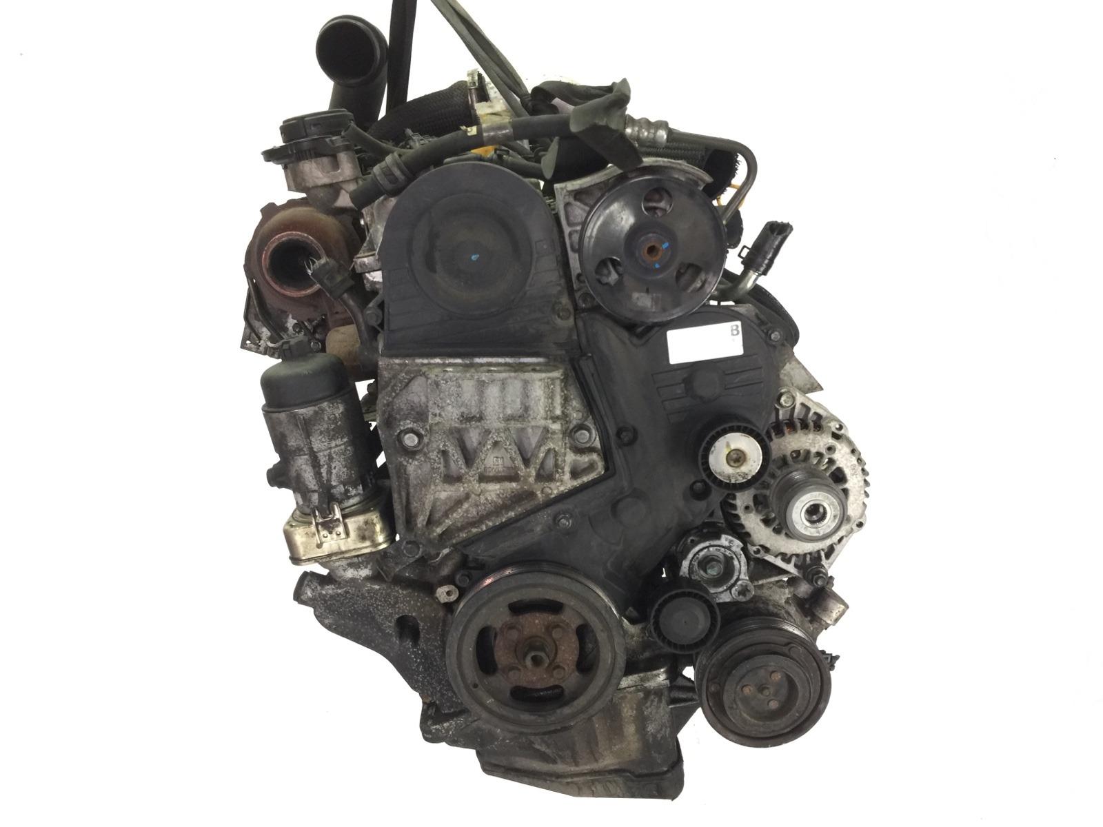 Двигатель Chevrolet Captiva 2.0 CDI 2007 (б/у)