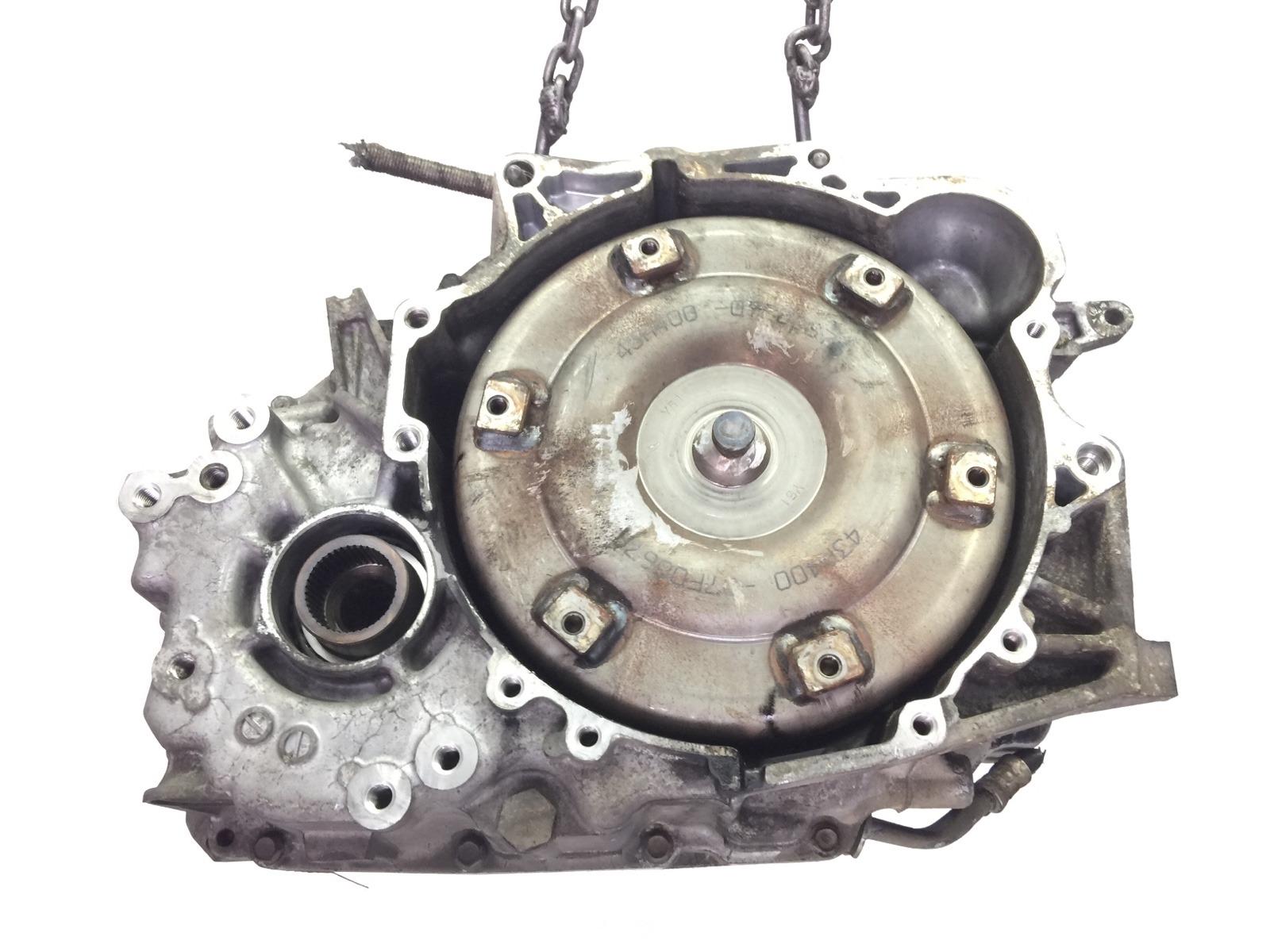 Кпп автоматическая (акпп) Chevrolet Captiva 2.0 CDI 2007 (б/у)