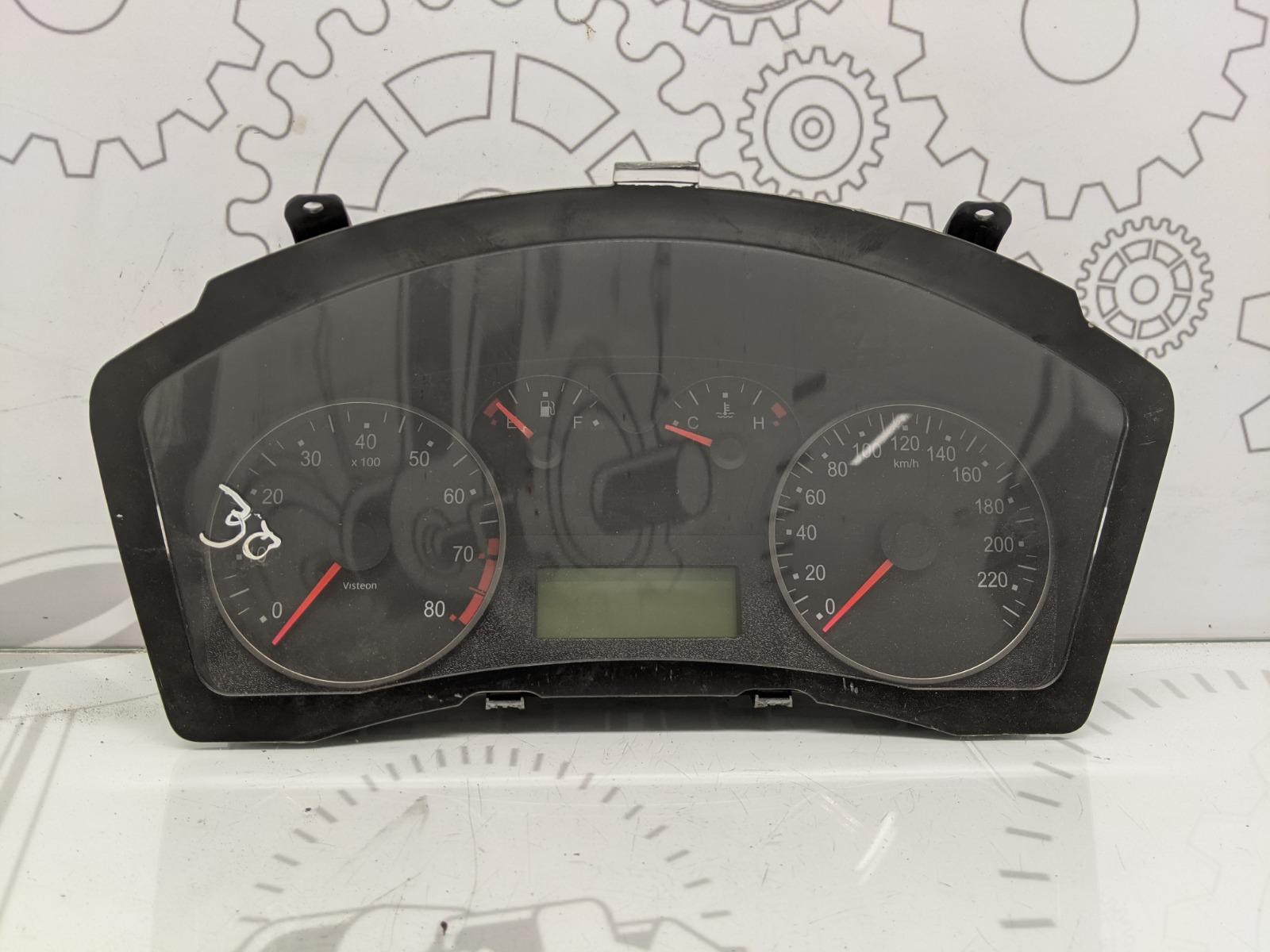 Щиток приборов (приборная панель) Fiat Stilo 1.6 I 2004 (б/у)