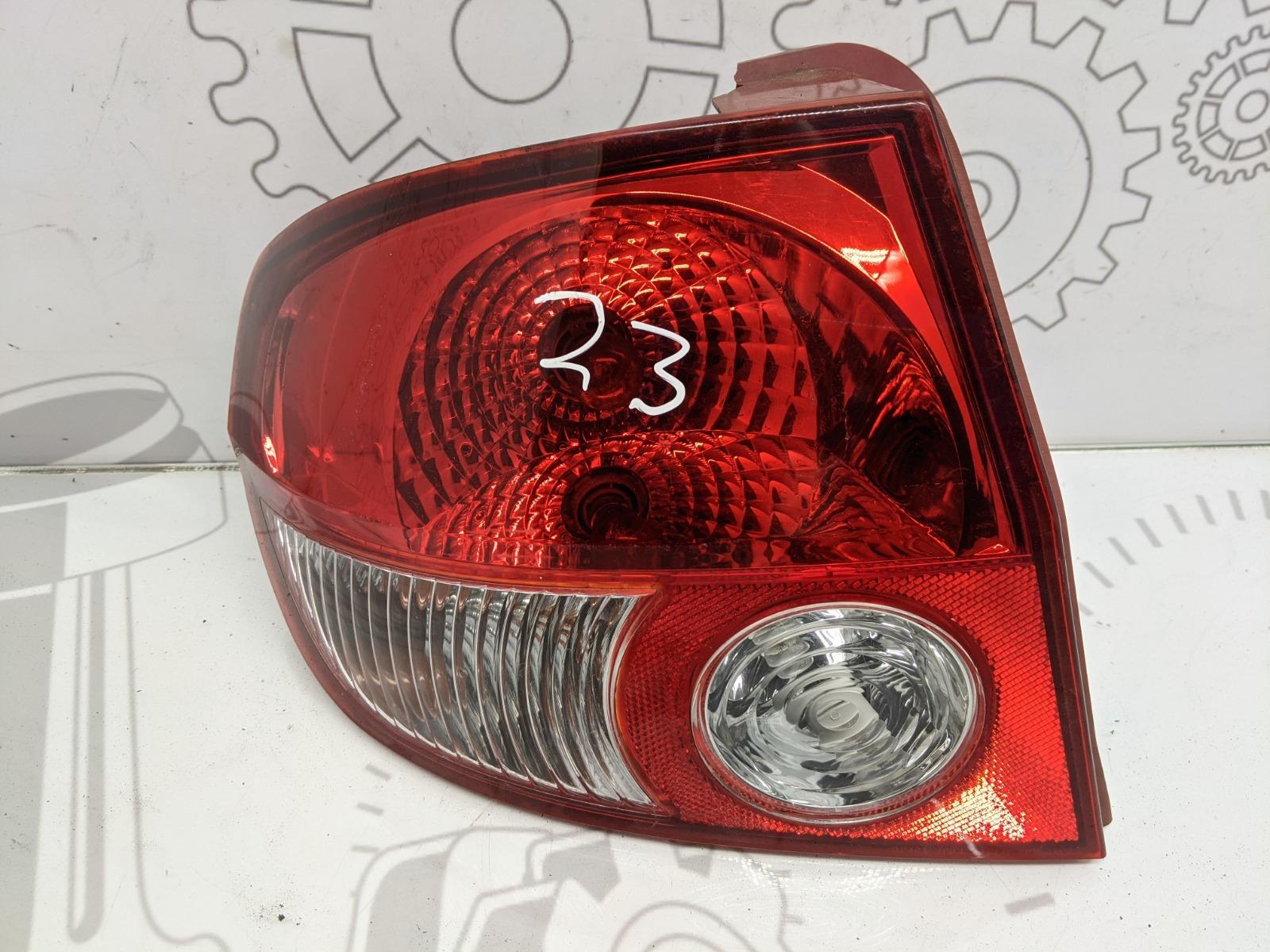 Фонарь задний левый Hyundai Getz 1.3 I 2003 (б/у)