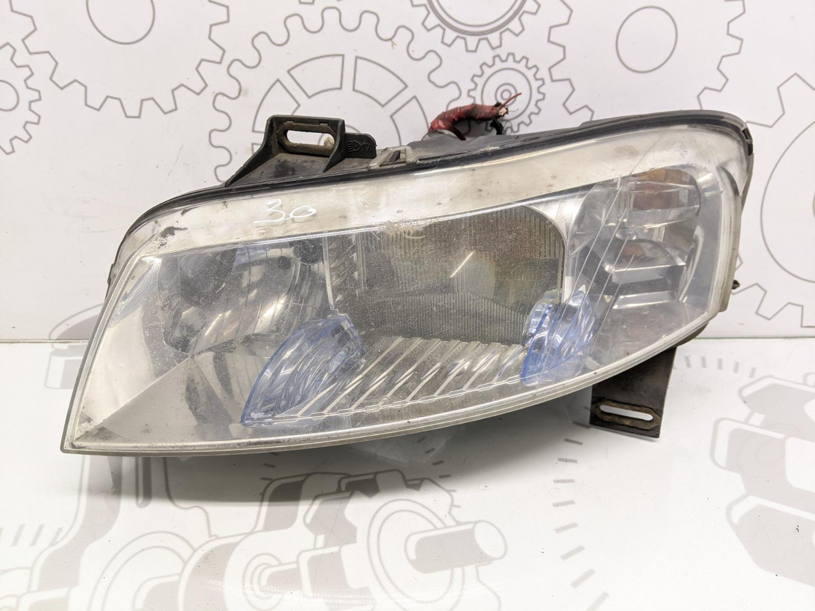 Фара левая Fiat Stilo 1.6 I 2004 (б/у)