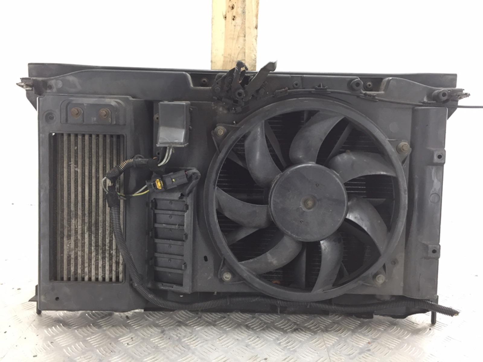 Кассета радиаторов Peugeot 307 1.6 HDI 2005 (б/у)