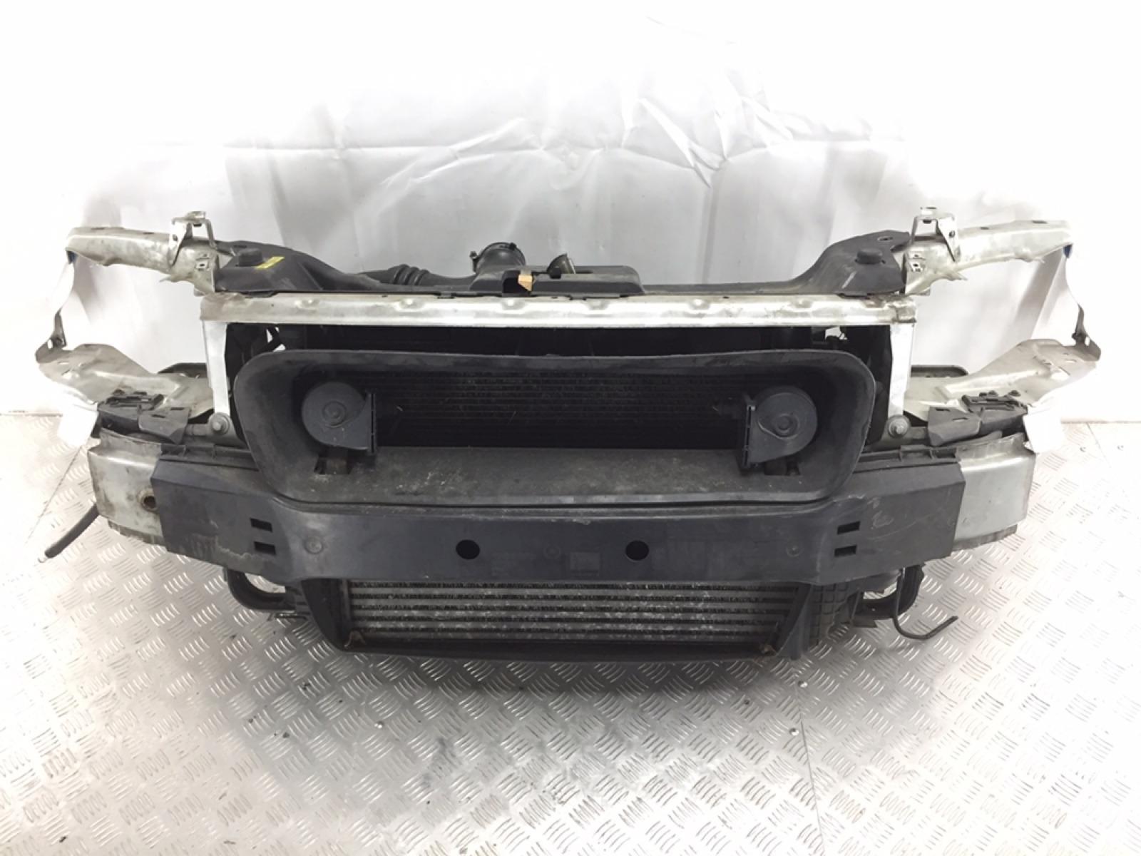 Панель передняя (телевизор) Volvo S40 2.0 TD 2006 (б/у)