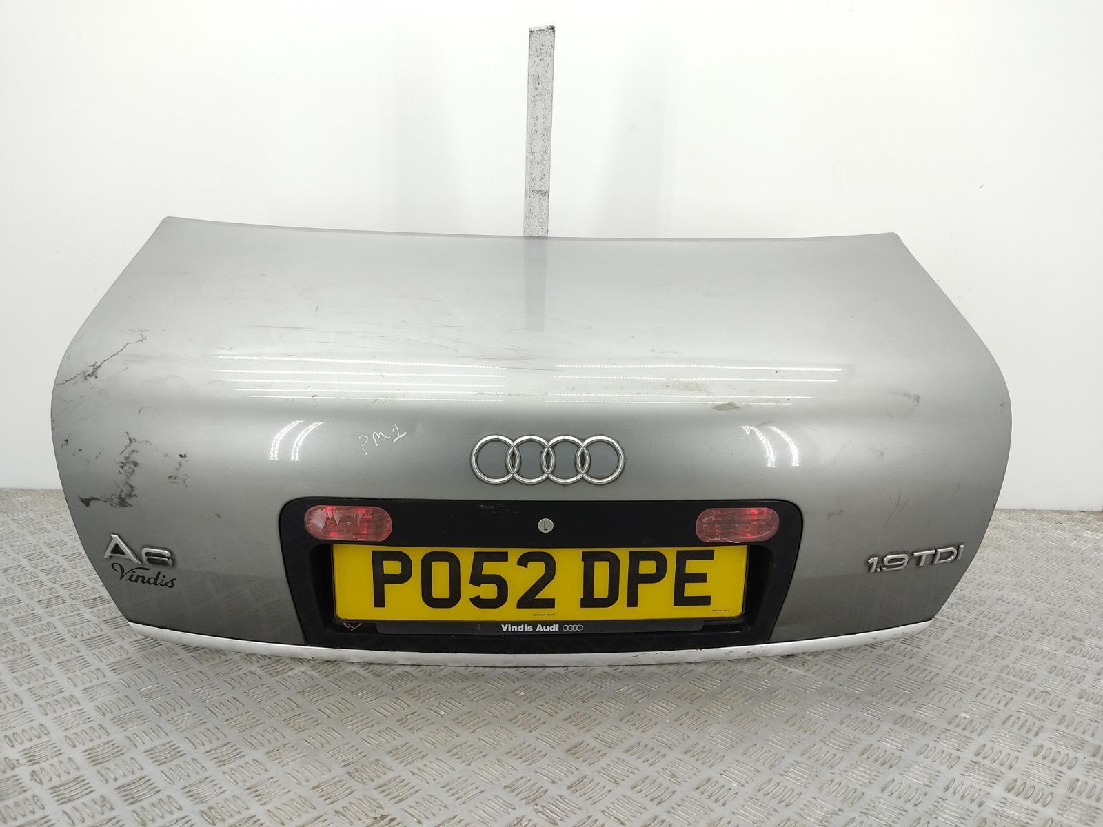 Крышка багажника Audi A6 C5 1.9 TDI 2002 (б/у)