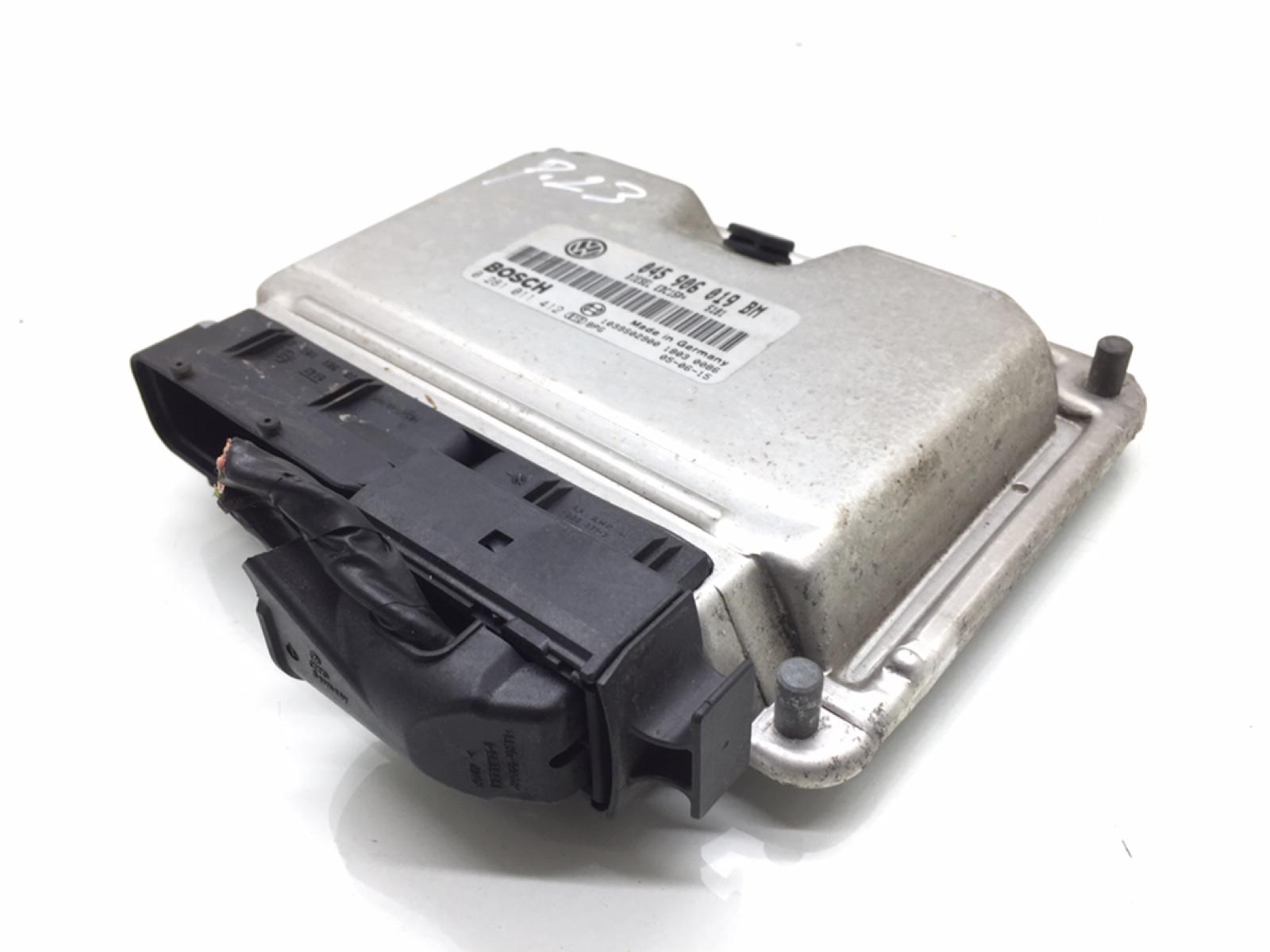 Блок управления двигателем Skoda Fabia 1 1.4 TDI 2005 (б/у)