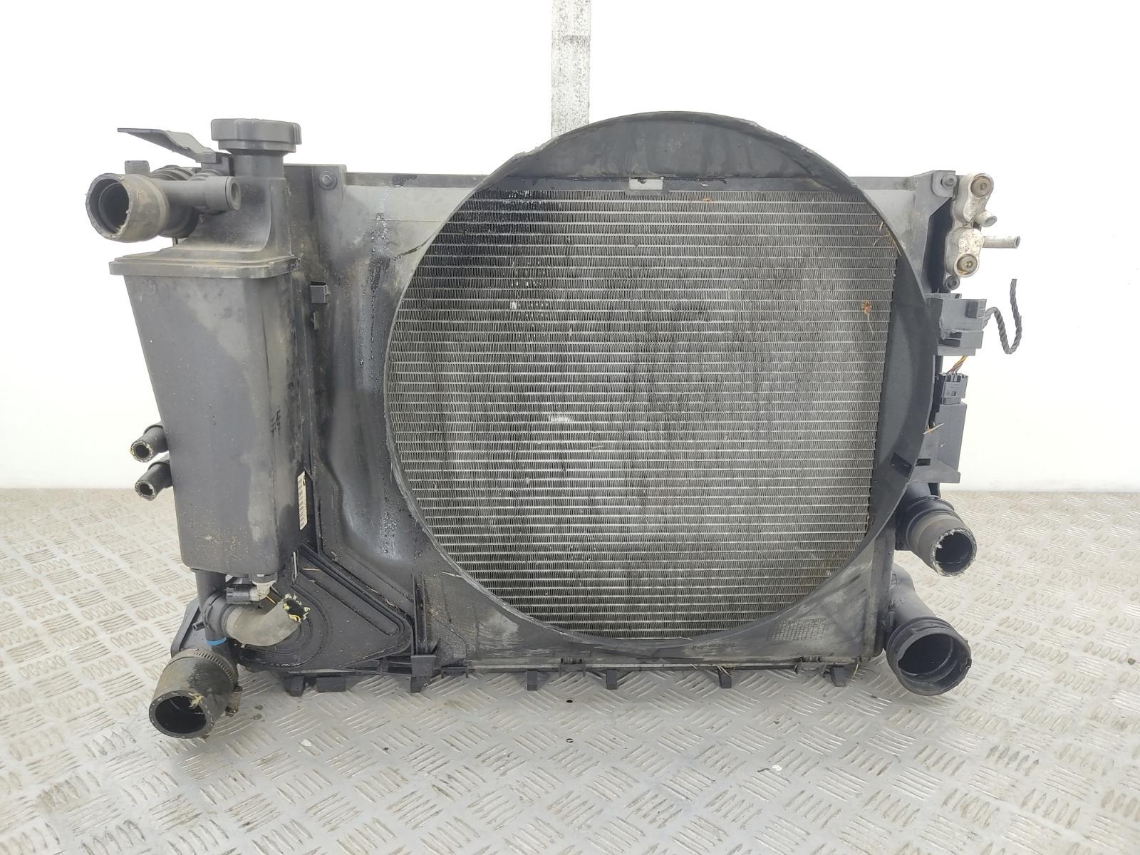 Кассета радиаторов Bmw 3 E46 3.0 D 2001 (б/у)