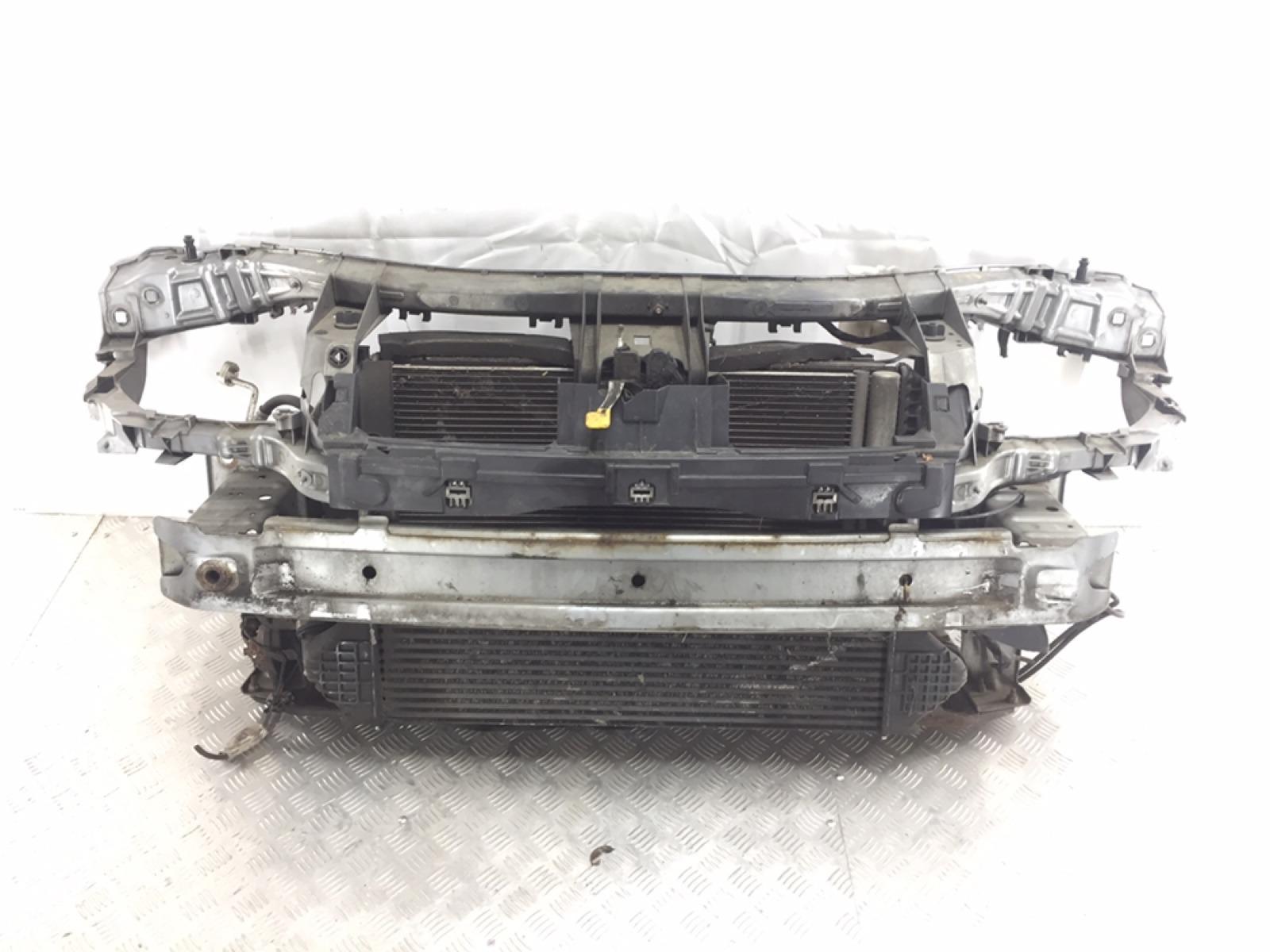 Панель передняя (телевизор) Ford Mondeo 2.0 TDCI 2007 (б/у)