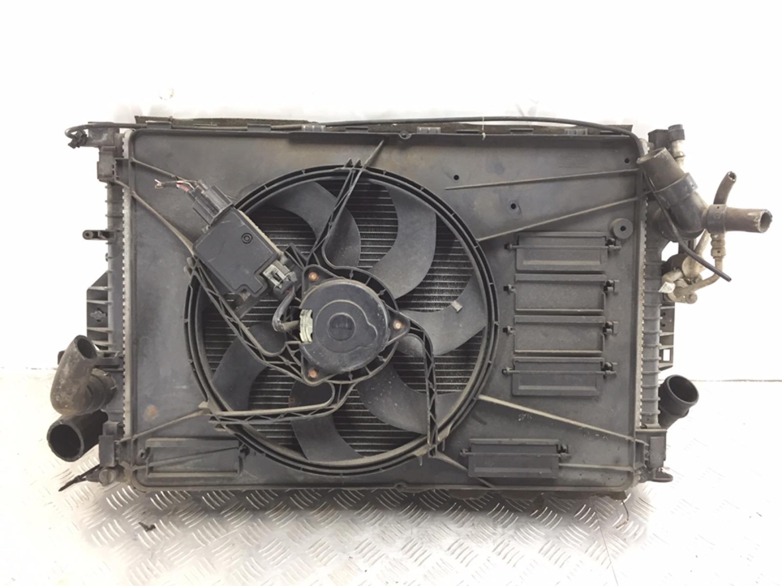 Кассета радиаторов Ford Galaxy 1.8 TDCI 2007 (б/у)