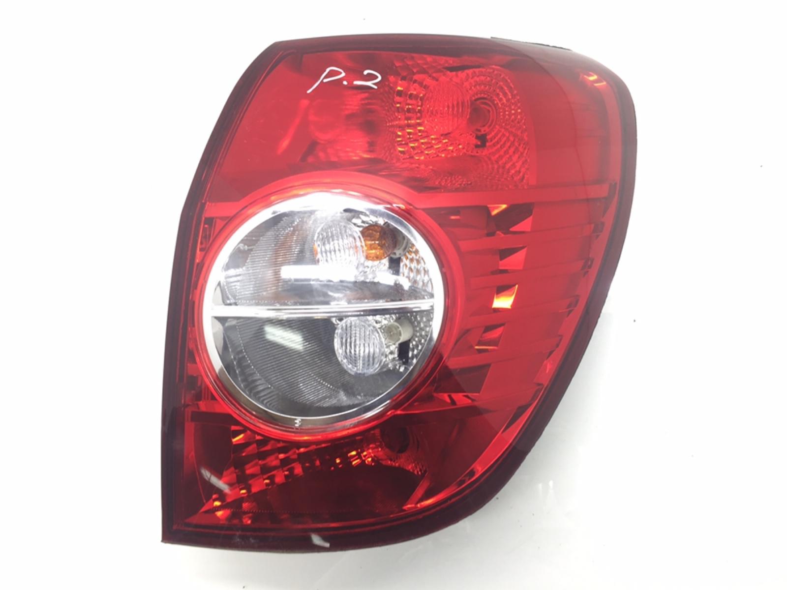 Фонарь задний правый Chevrolet Captiva 2.0 CDI 2007 (б/у)