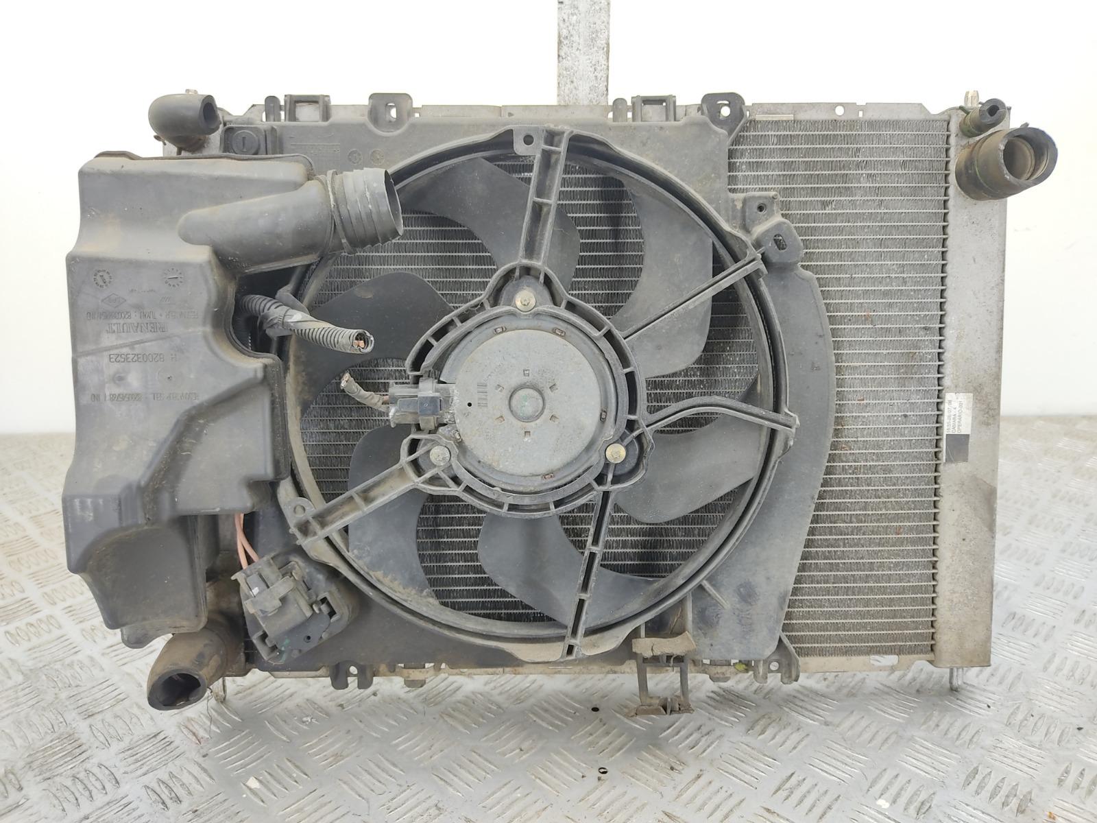 Кассета радиаторов Renault Clio 1.4 I 2006 (б/у)
