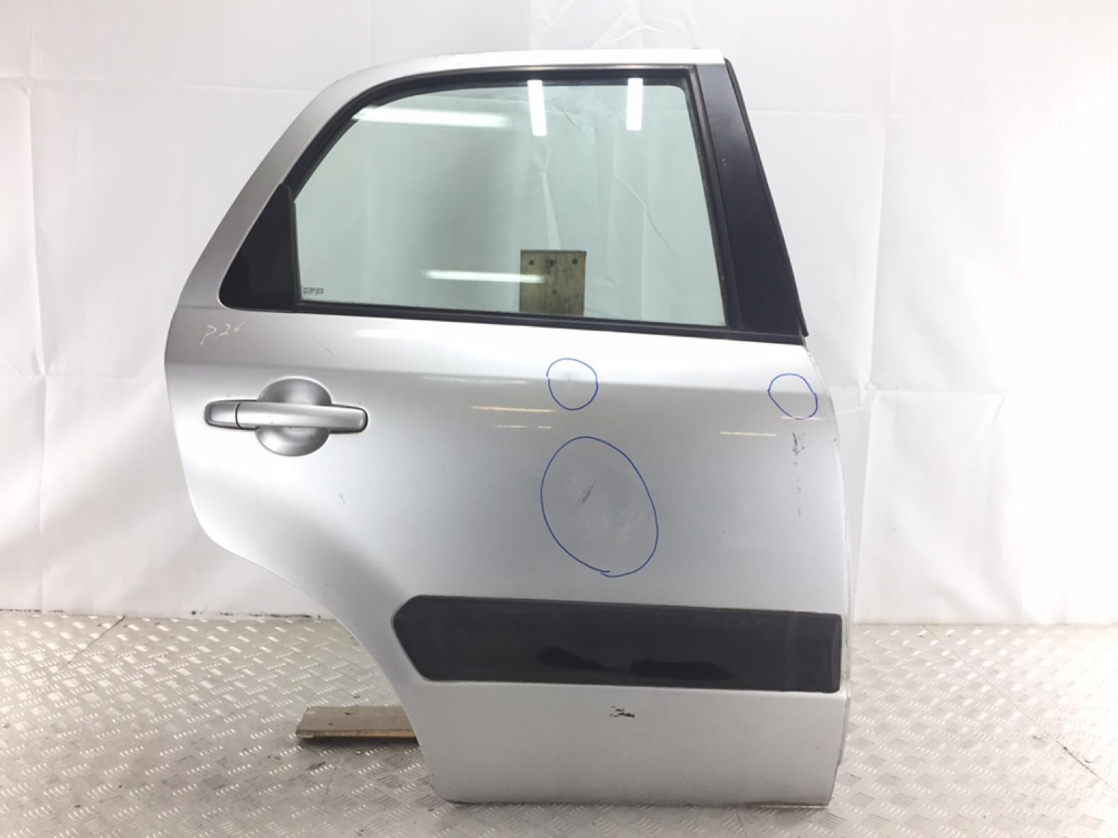 Дверь задняя правая Suzuki Sx4 1.6 I 2006 (б/у)