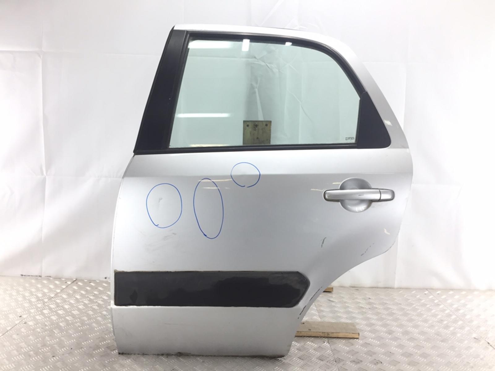 Дверь задняя левая Suzuki Sx4 1.6 I 2006 (б/у)