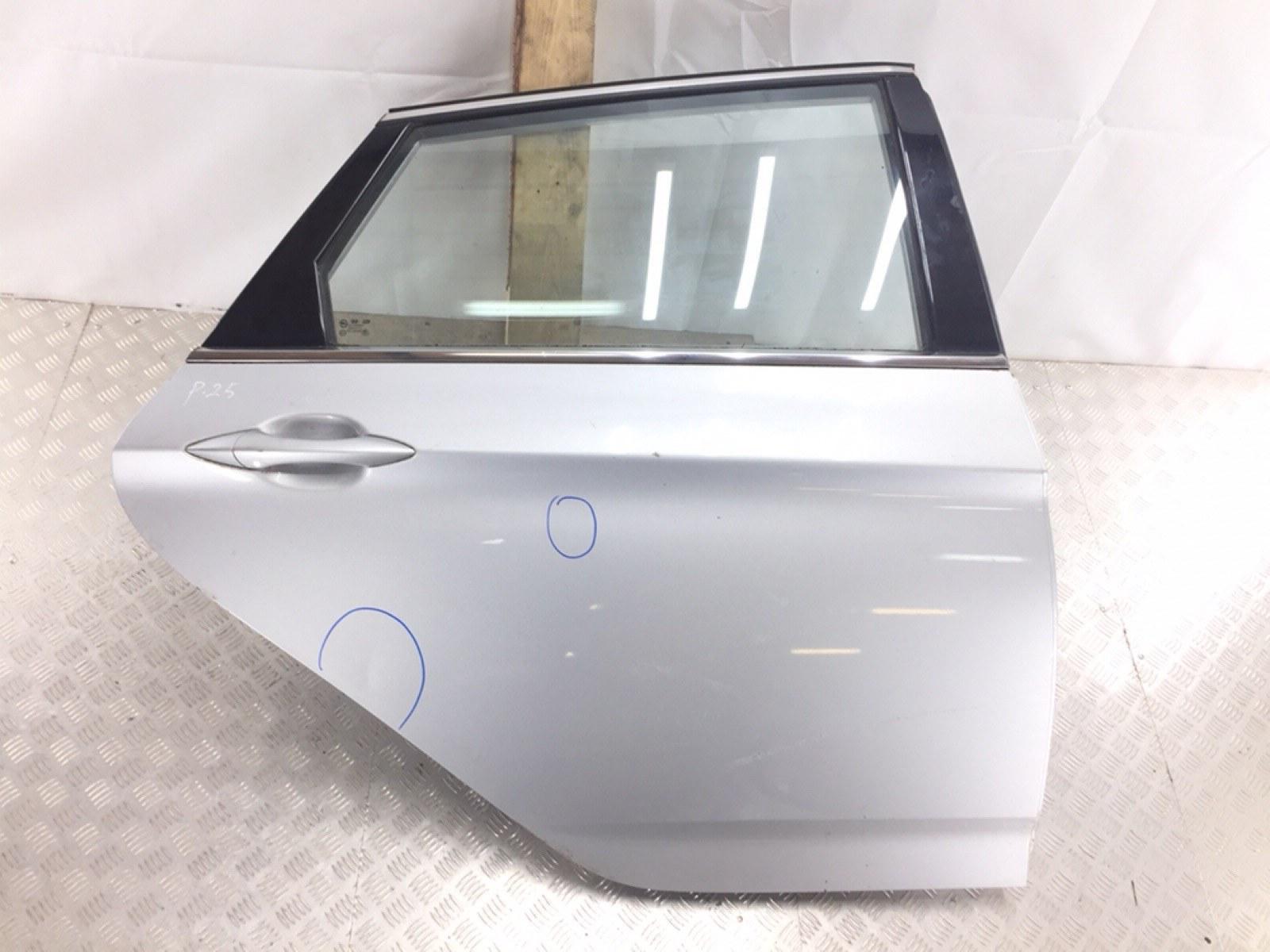 Дверь задняя правая Hyundai I40 1.7 TD 2012 (б/у)
