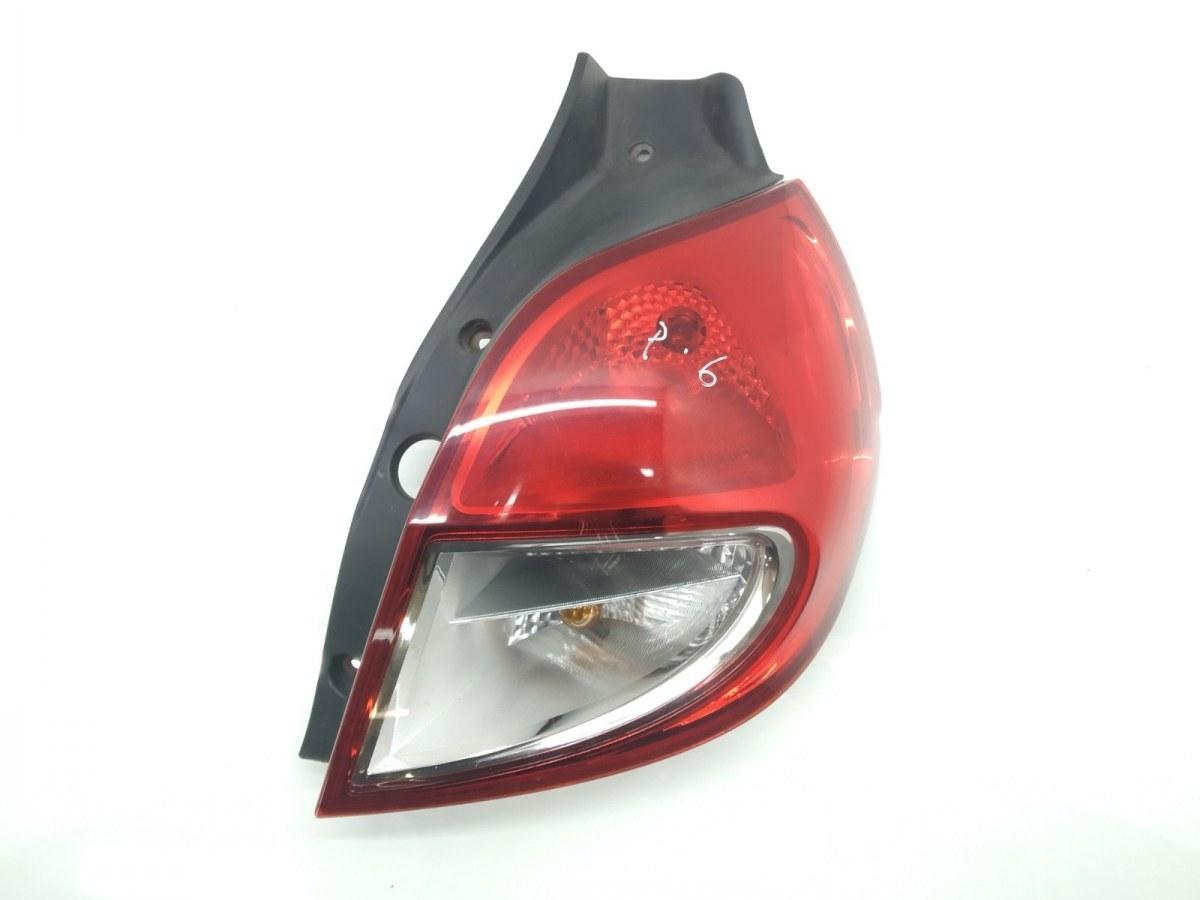 Фонарь задний правый Renault Clio 1.2 I 2010 (б/у)