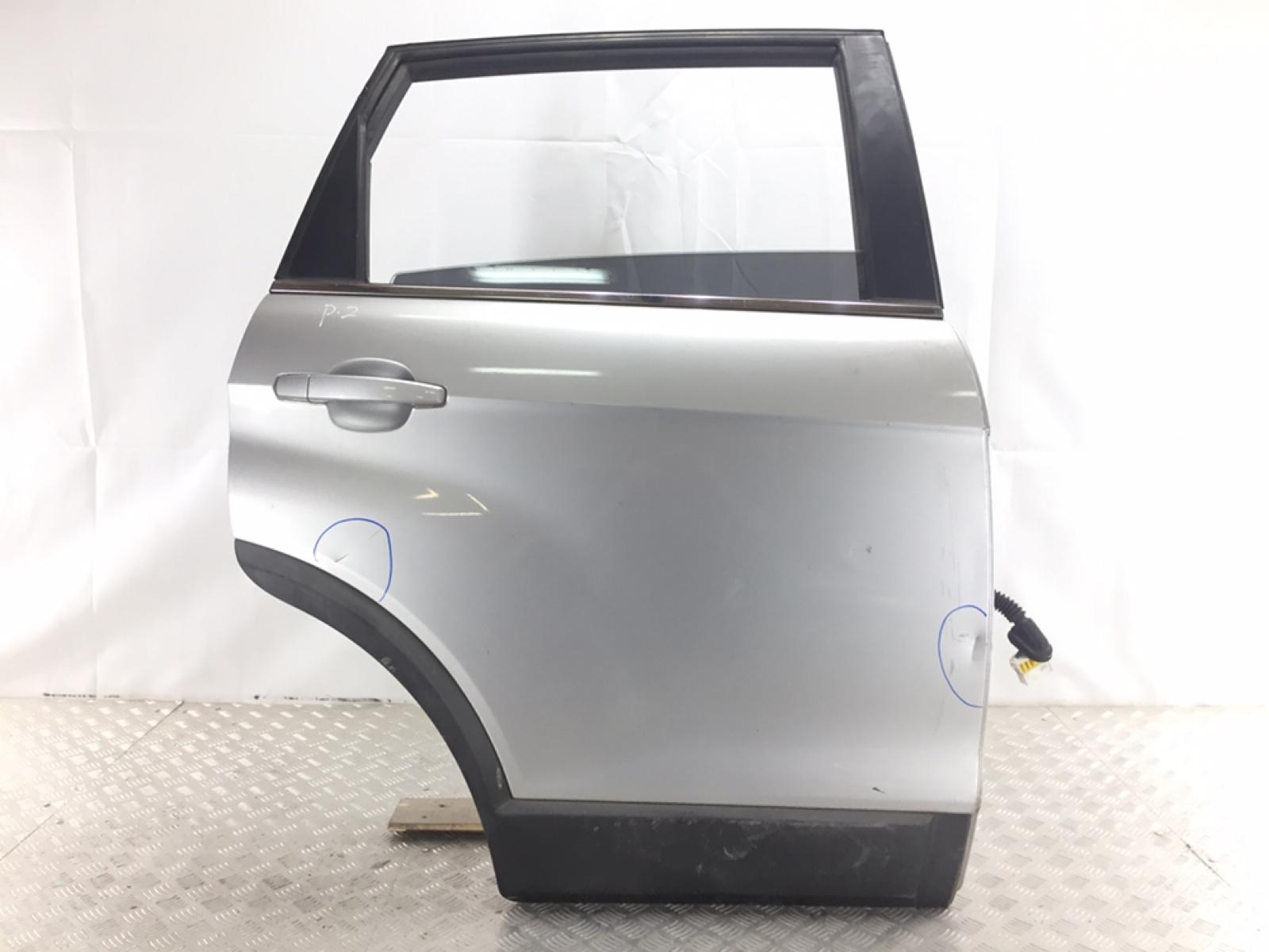 Дверь задняя правая Chevrolet Captiva 2.0 CDI 2007 (б/у)