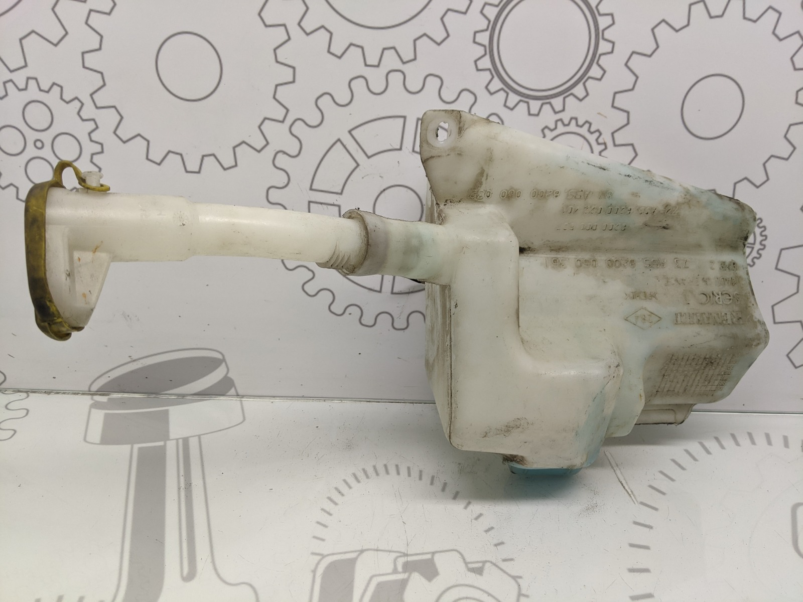 Бачок омывателя Renault Laguna 2.0 DCI 2006 (б/у)