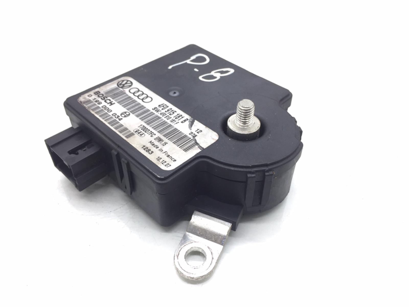 Блок управления аккумулятором (акб) Audi A6 C6 2.0 TDI 2008 (б/у)