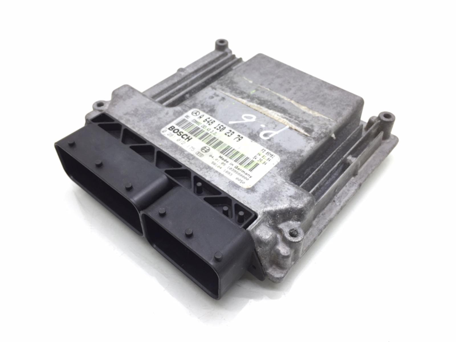 Блок управления двигателем Mercedes S W220 3.2 CDI 2005 (б/у)