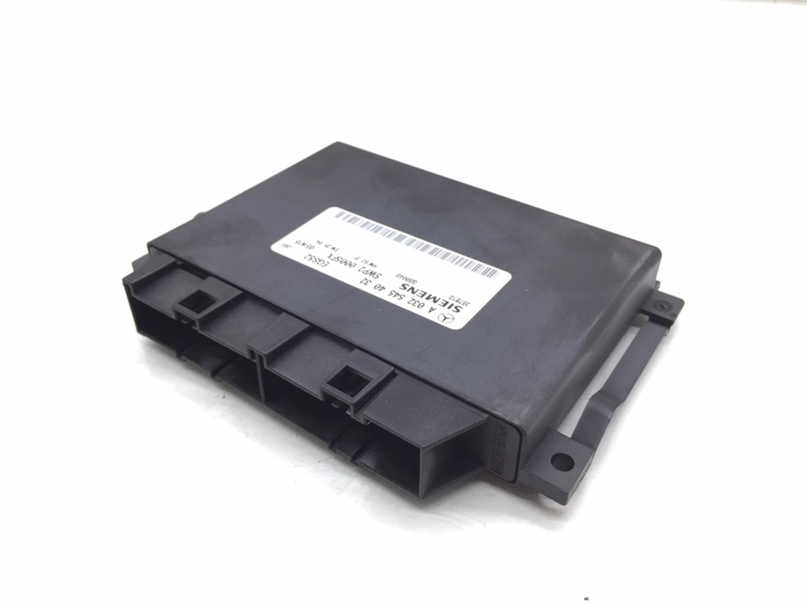 Блок управления акпп Mercedes S W220 3.2 CDI 2005 (б/у)