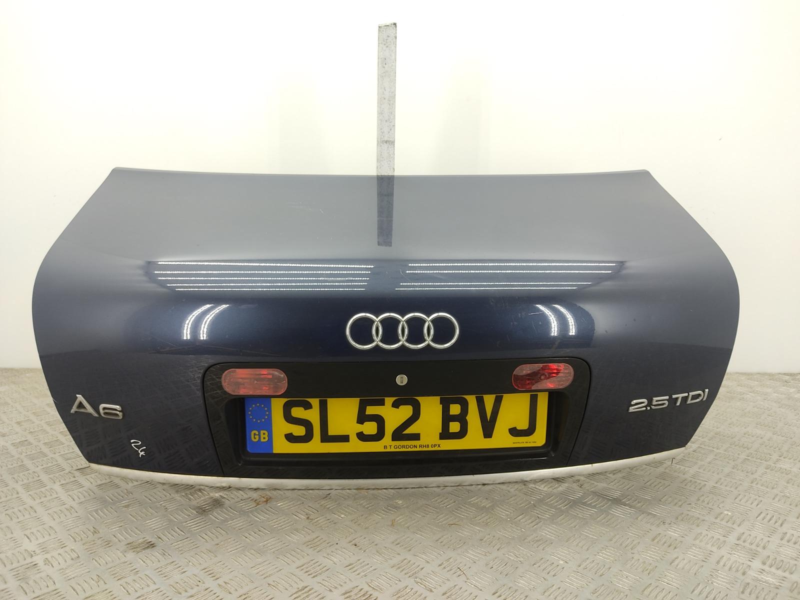Крышка багажника Audi A6 C5 2.5 TDI 2002 (б/у)