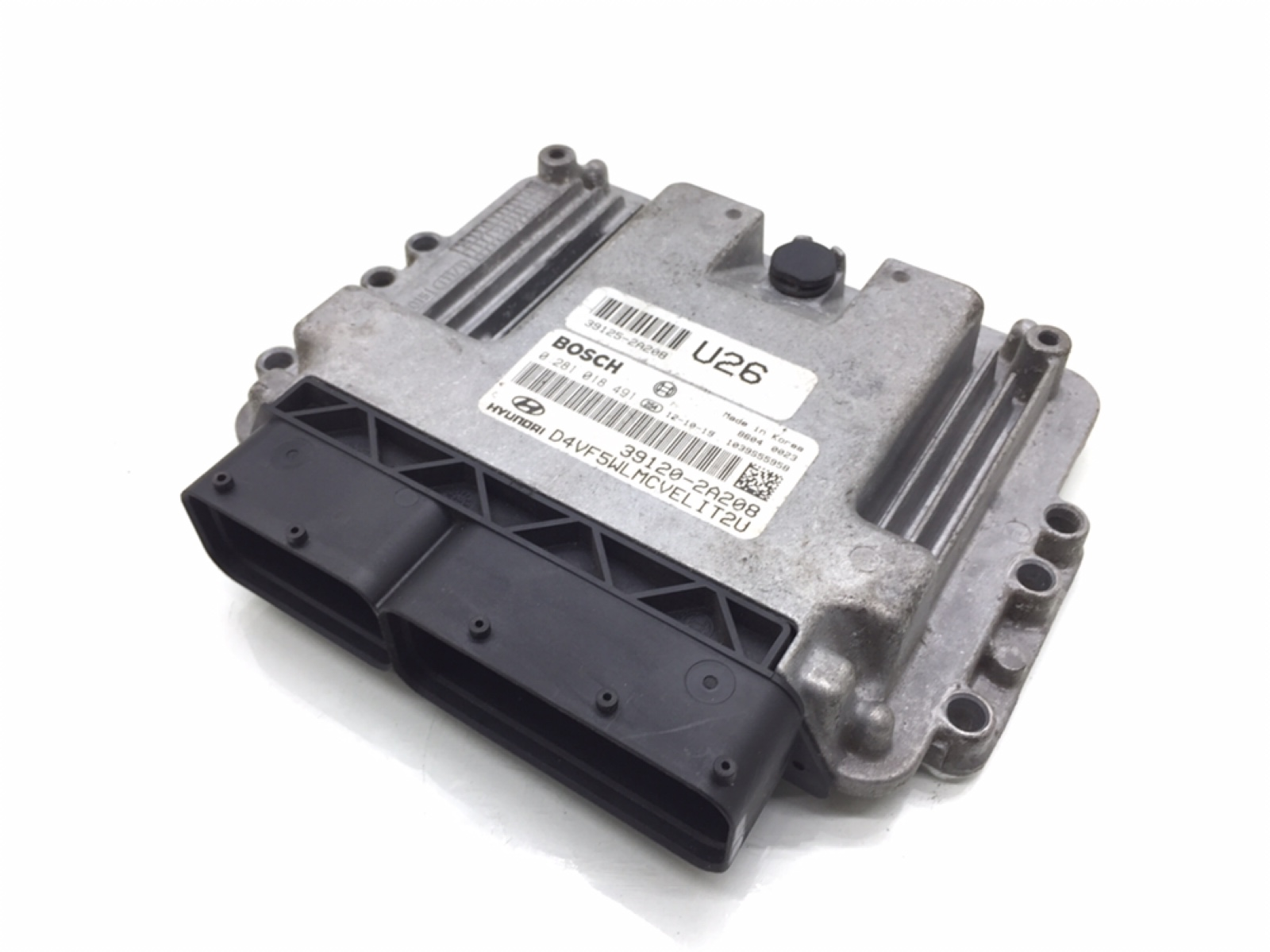 Блок управления двигателем Hyundai I40 1.7 TD 2012 (б/у)